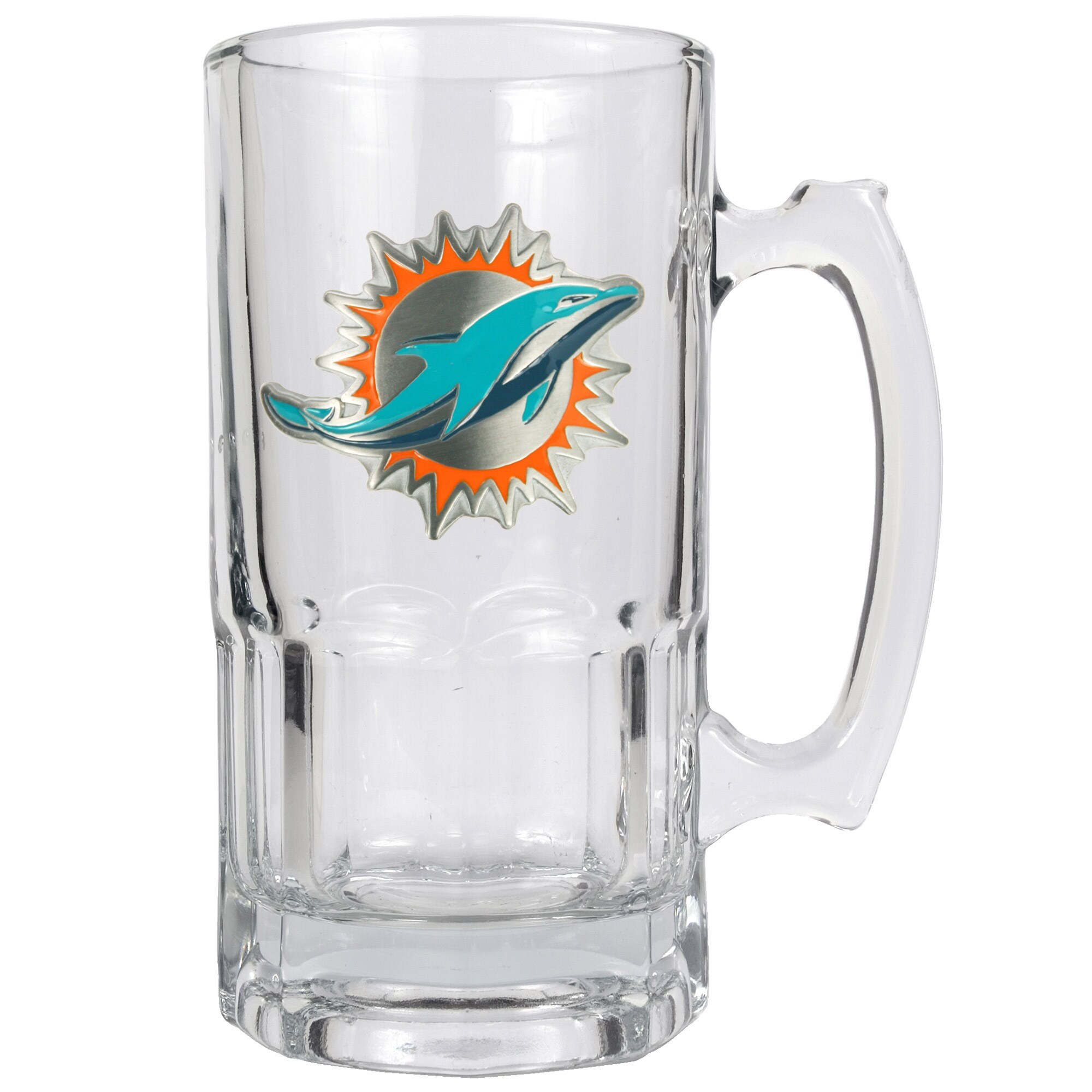 Miami Dolphins 32oz. Macho Mug with Handle
