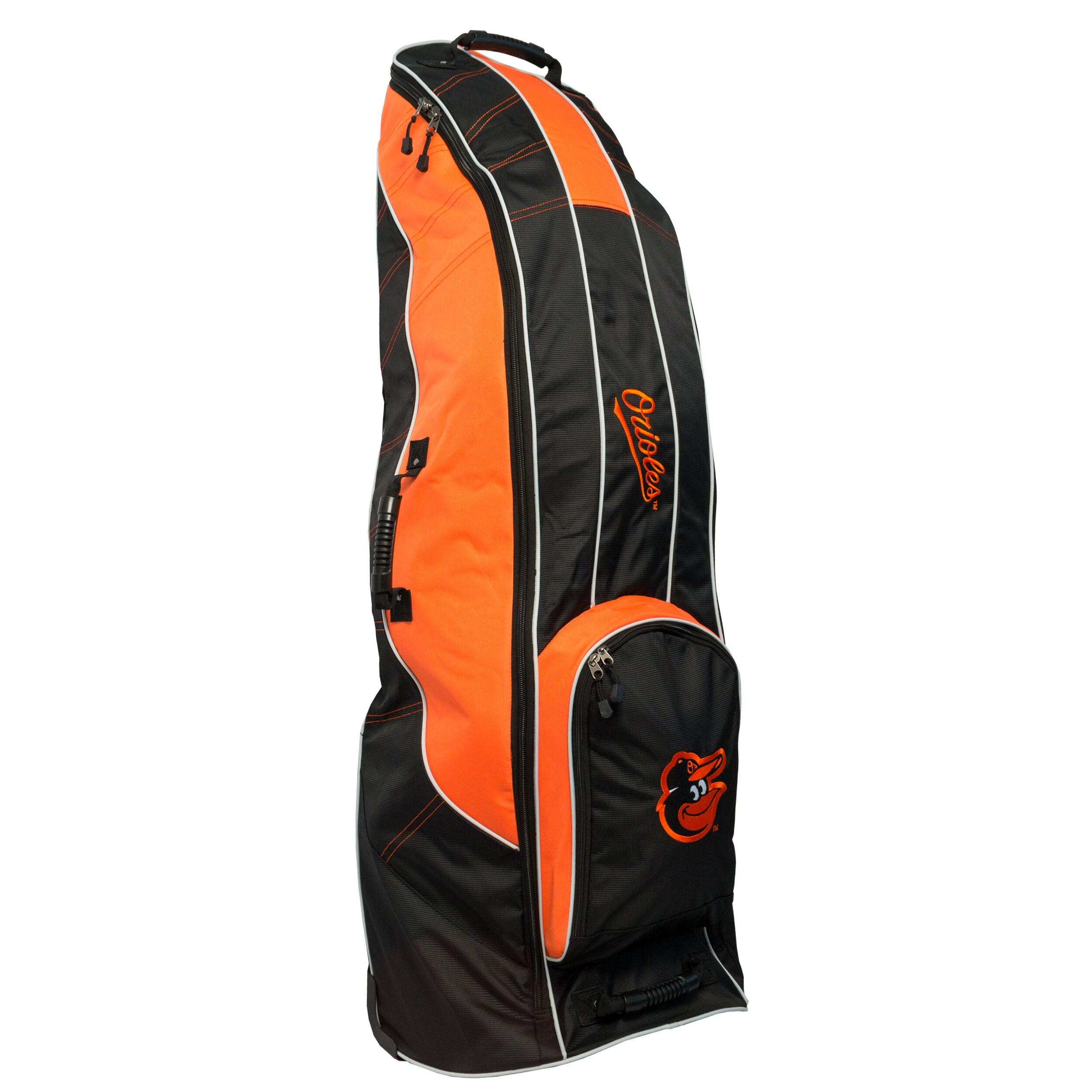 Baltimore Orioles Team Golf Travel Bag