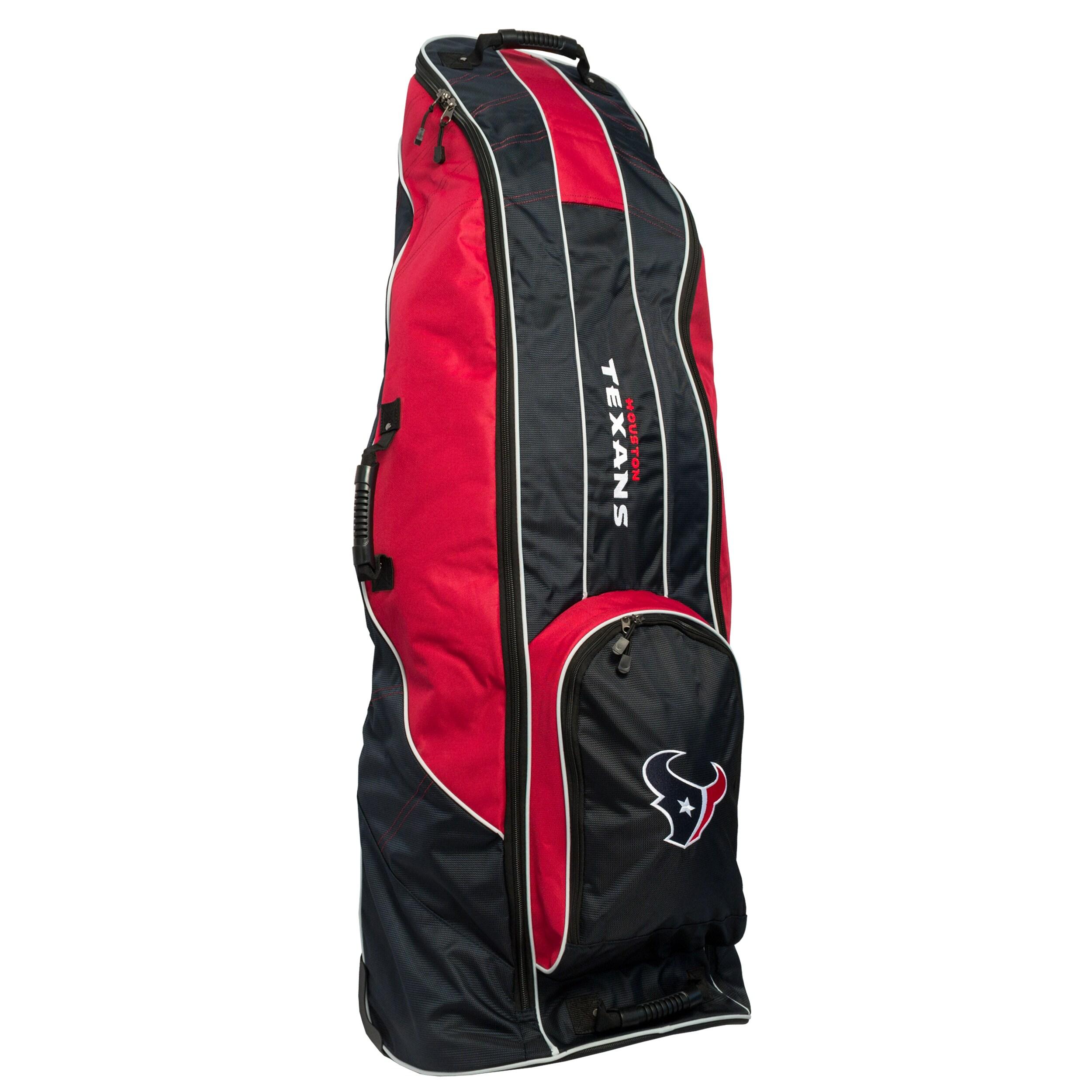 Houston Texans Team Golf Travel Bag
