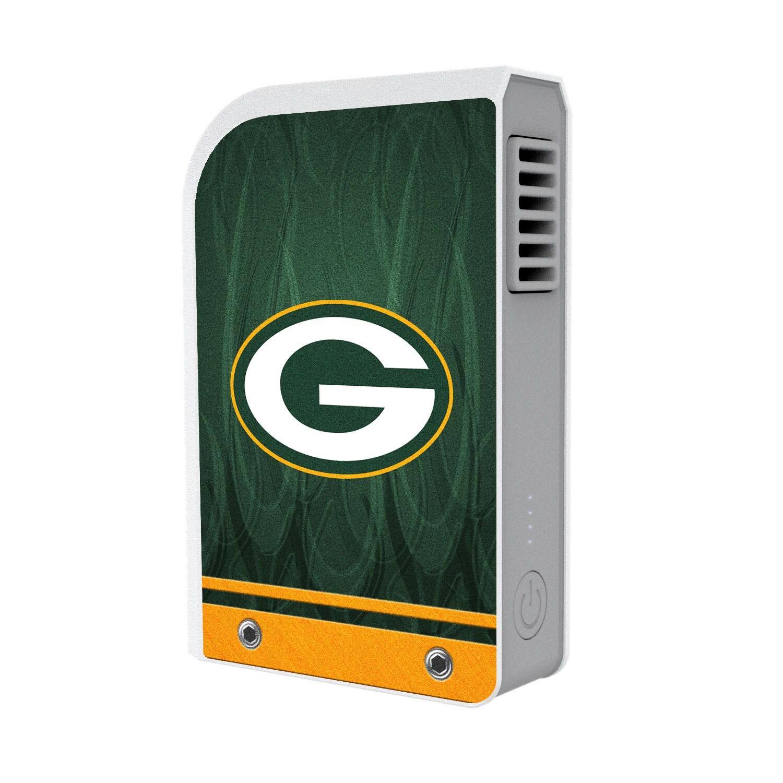 Green Bay Packers 6000 mAh Phone Charging Powerbank & Personal Fan