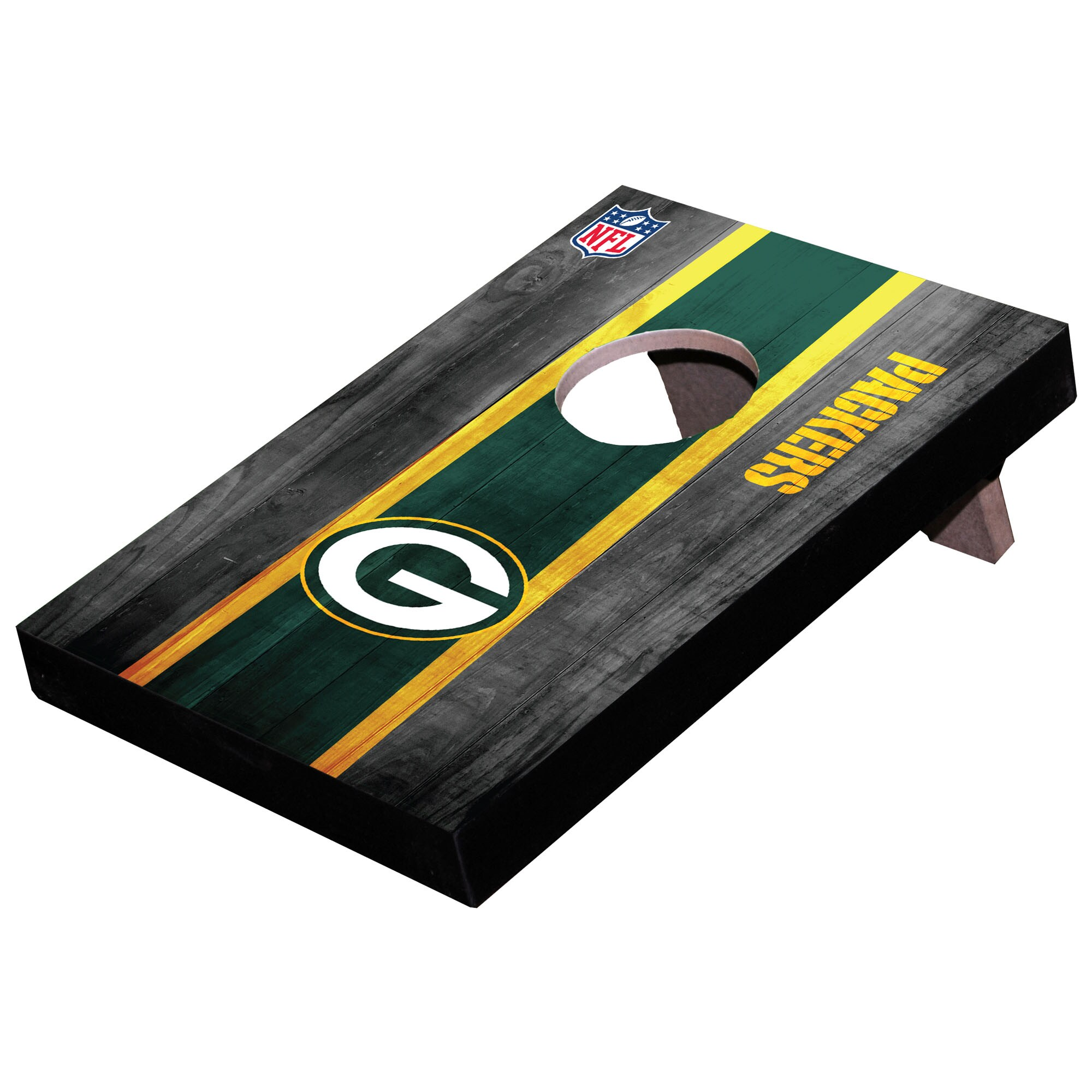 Green Bay Packers Wooden Table Top Toss Set
