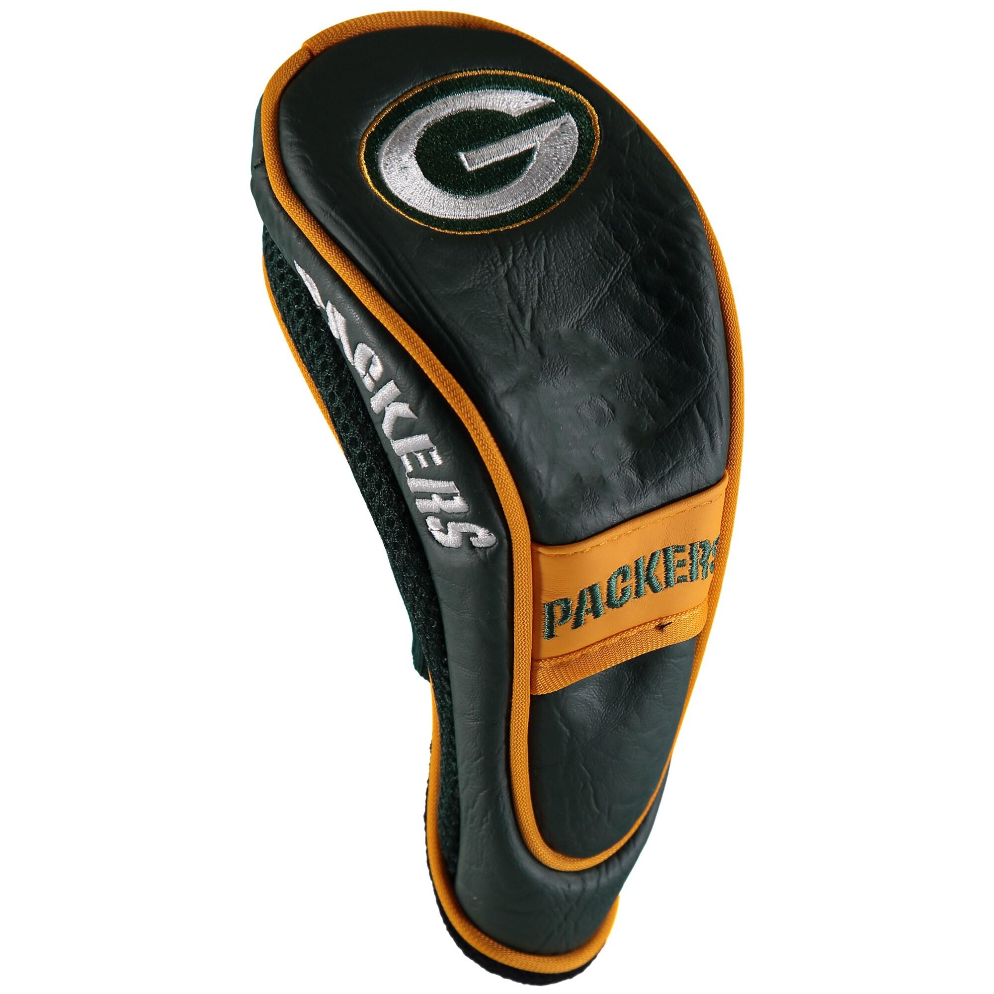 Green Bay Packers Hybrid Golf Club Head Cover