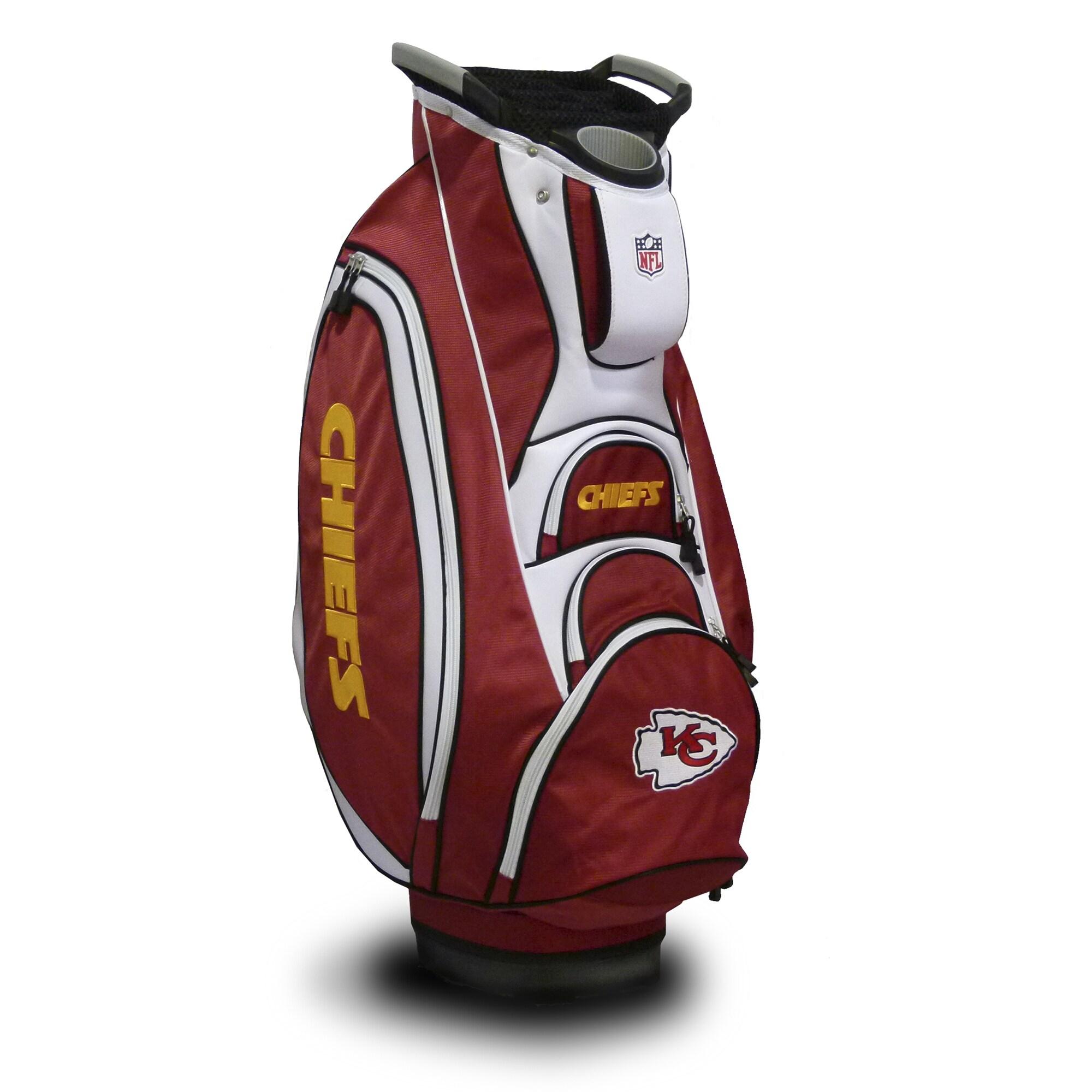 Kansas City Chiefs Victory Cart Golf Bag