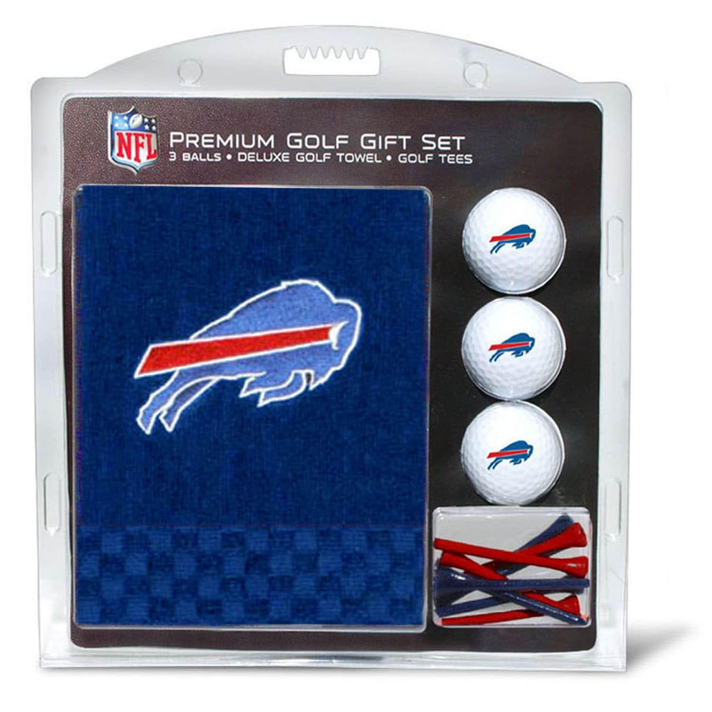 Buffalo Bills Embroidered Golf Gift Set