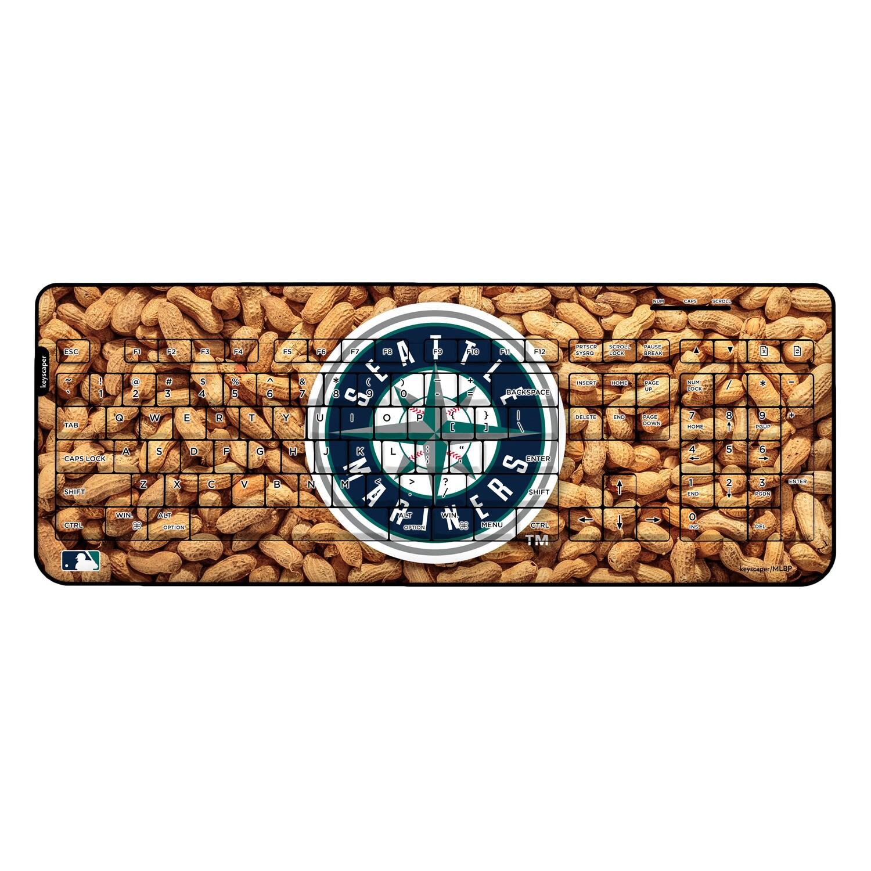 Seattle Mariners Peanuts Wireless USB Keyboard