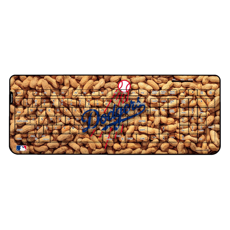 Los Angeles Dodgers Peanuts Wireless USB Keyboard