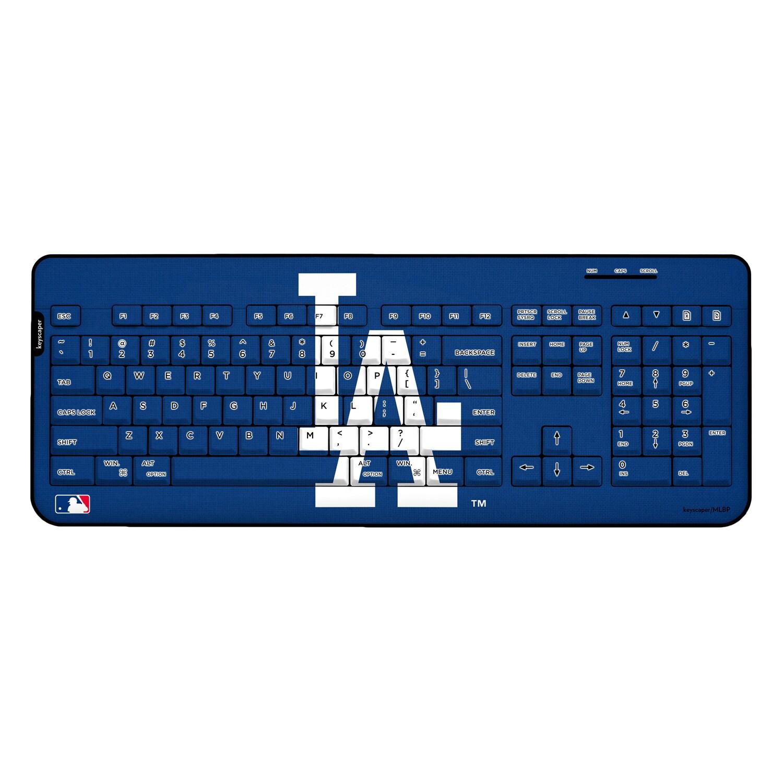 Los Angeles Dodgers Team Color Wireless USB Keyboard