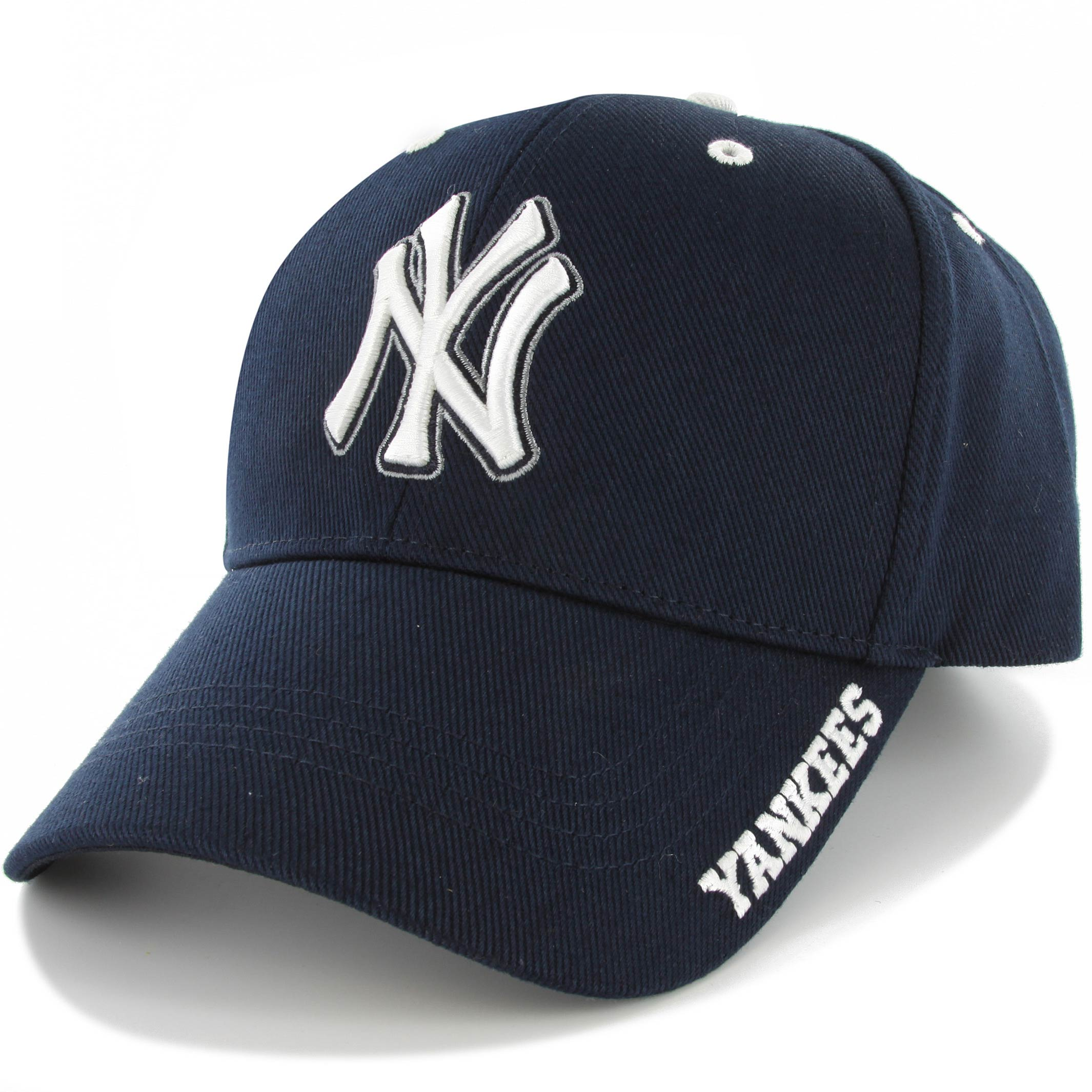 New York Yankees '47 Frost MVP Adjustable Hat - Navy