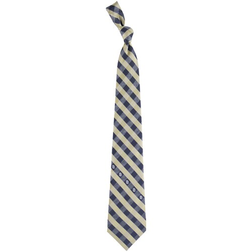 San Diego Padres Woven Checkered Tie