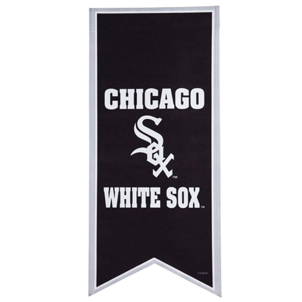 Chicago White Sox 12.5'' x 28'' Flag Banner