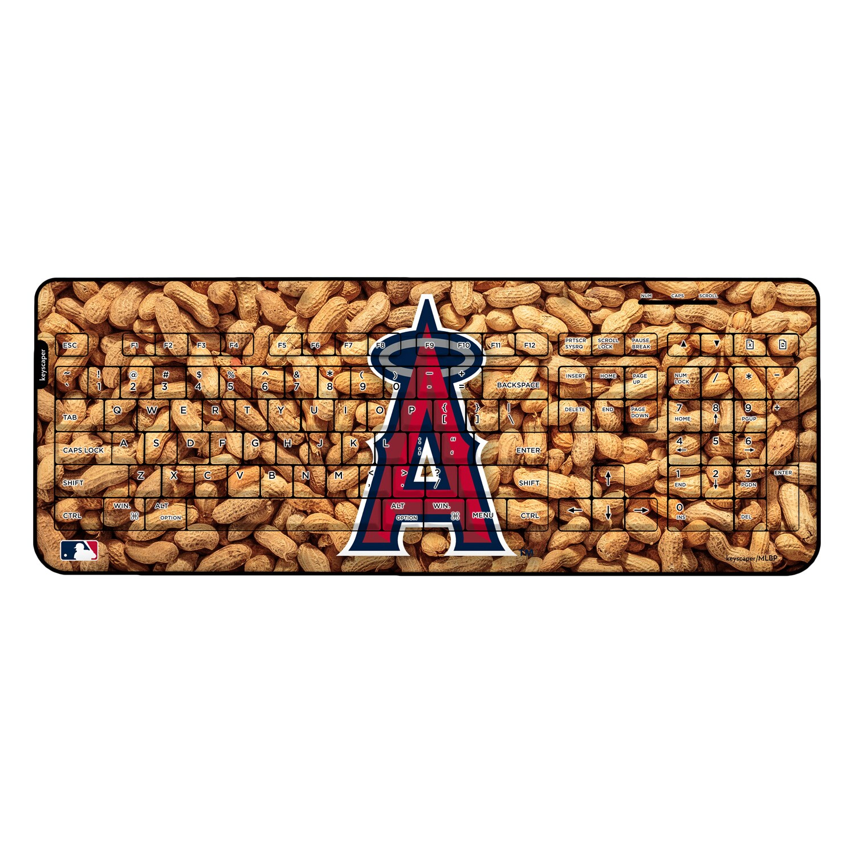 Los Angeles Angels Peanuts Wireless USB Keyboard