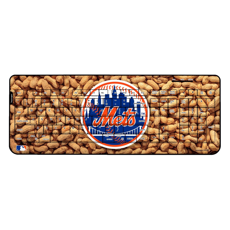 New York Mets Peanuts Wireless USB Keyboard