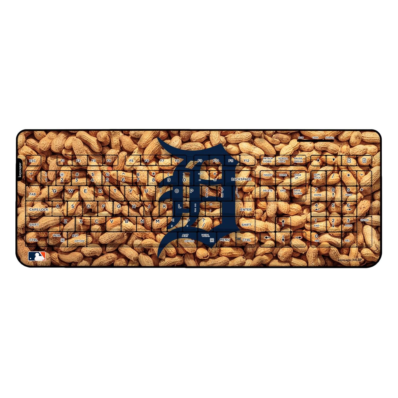 Detroit Tigers Peanuts Wireless USB Keyboard