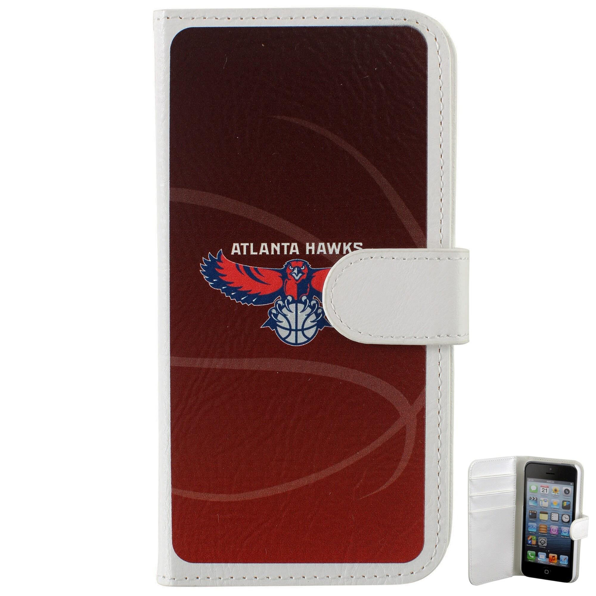 Atlanta Hawks Basketball iPhone 5 Wallet