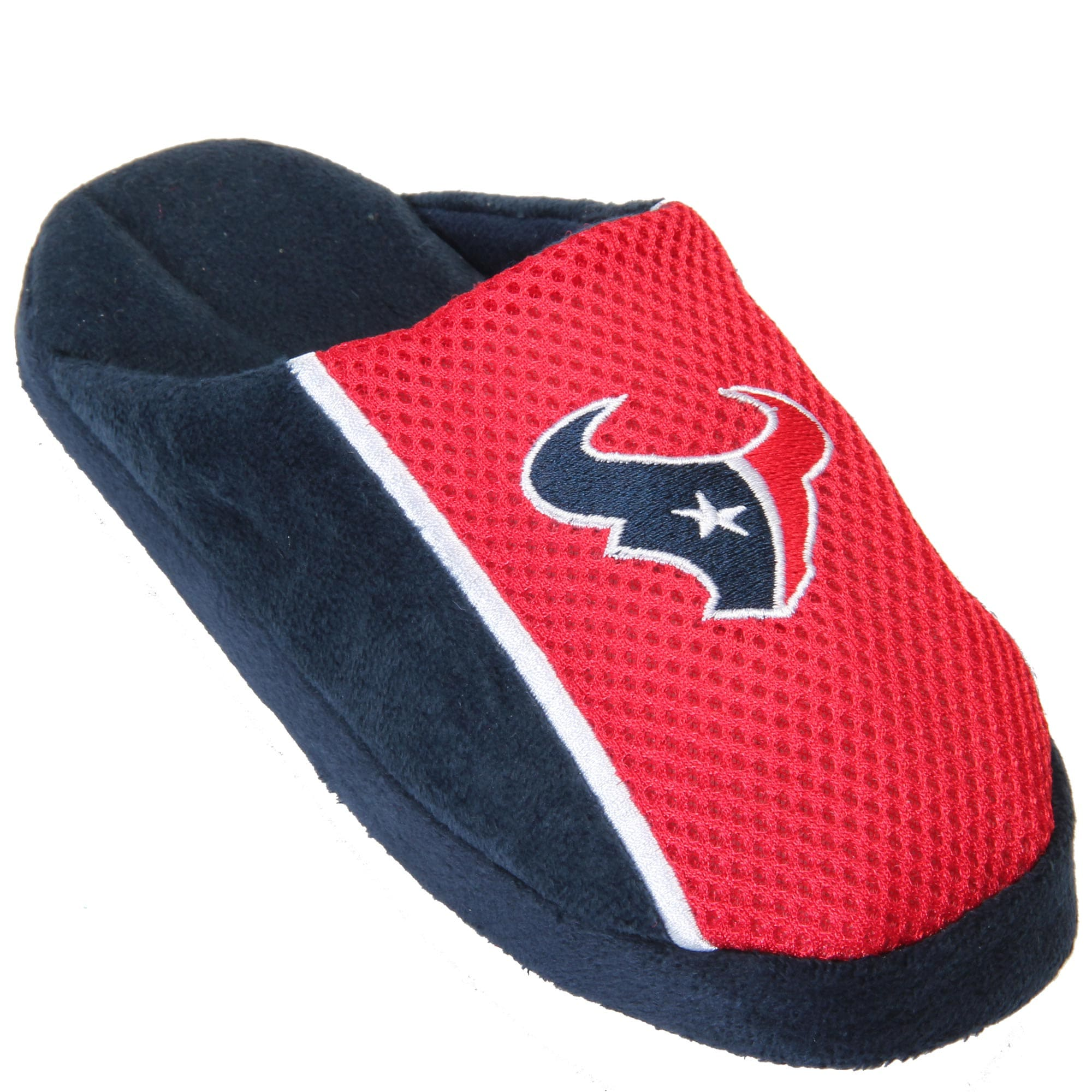 Houston Texans Youth Jersey Slippers
