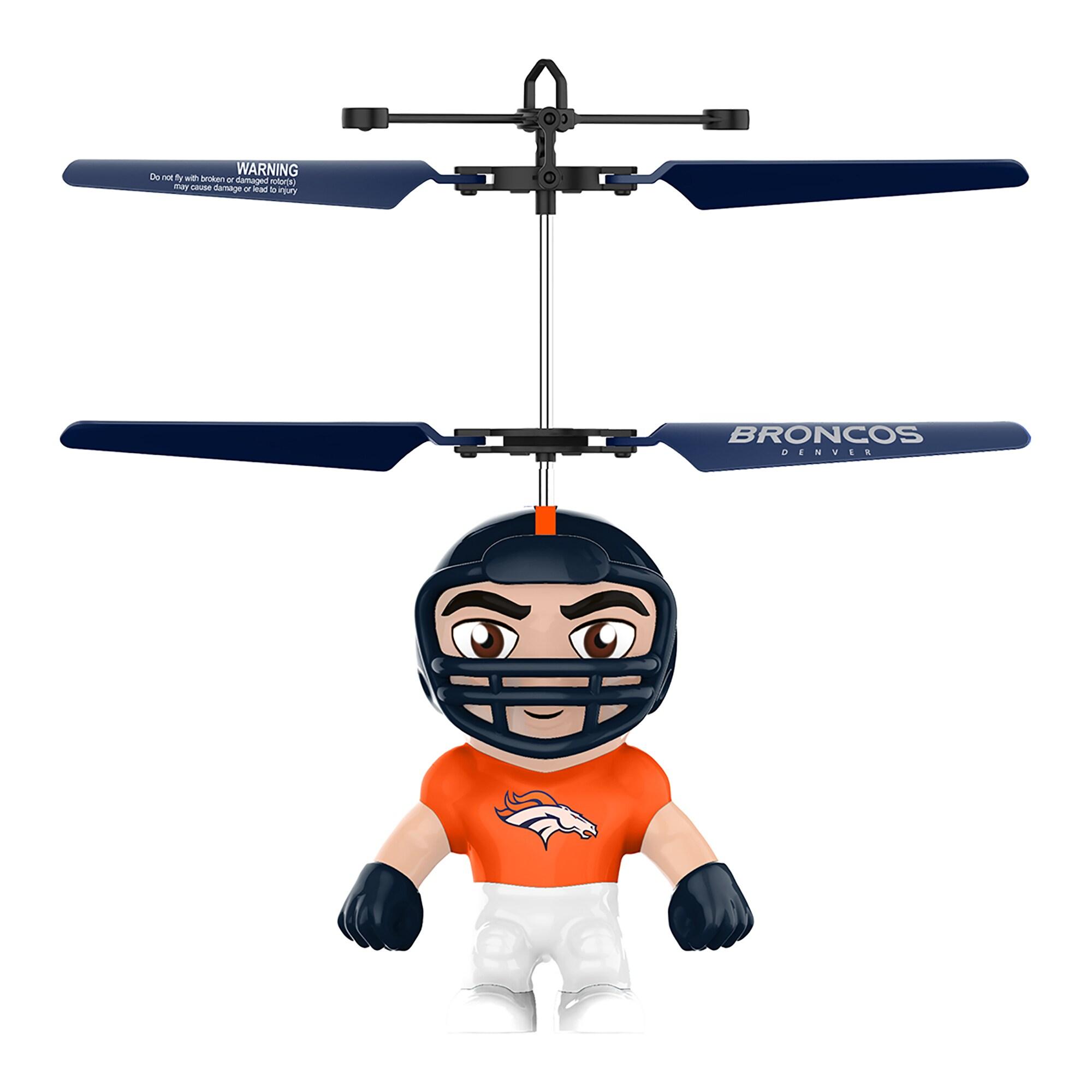 Denver Broncos Hand-Sensor Figure Flyer