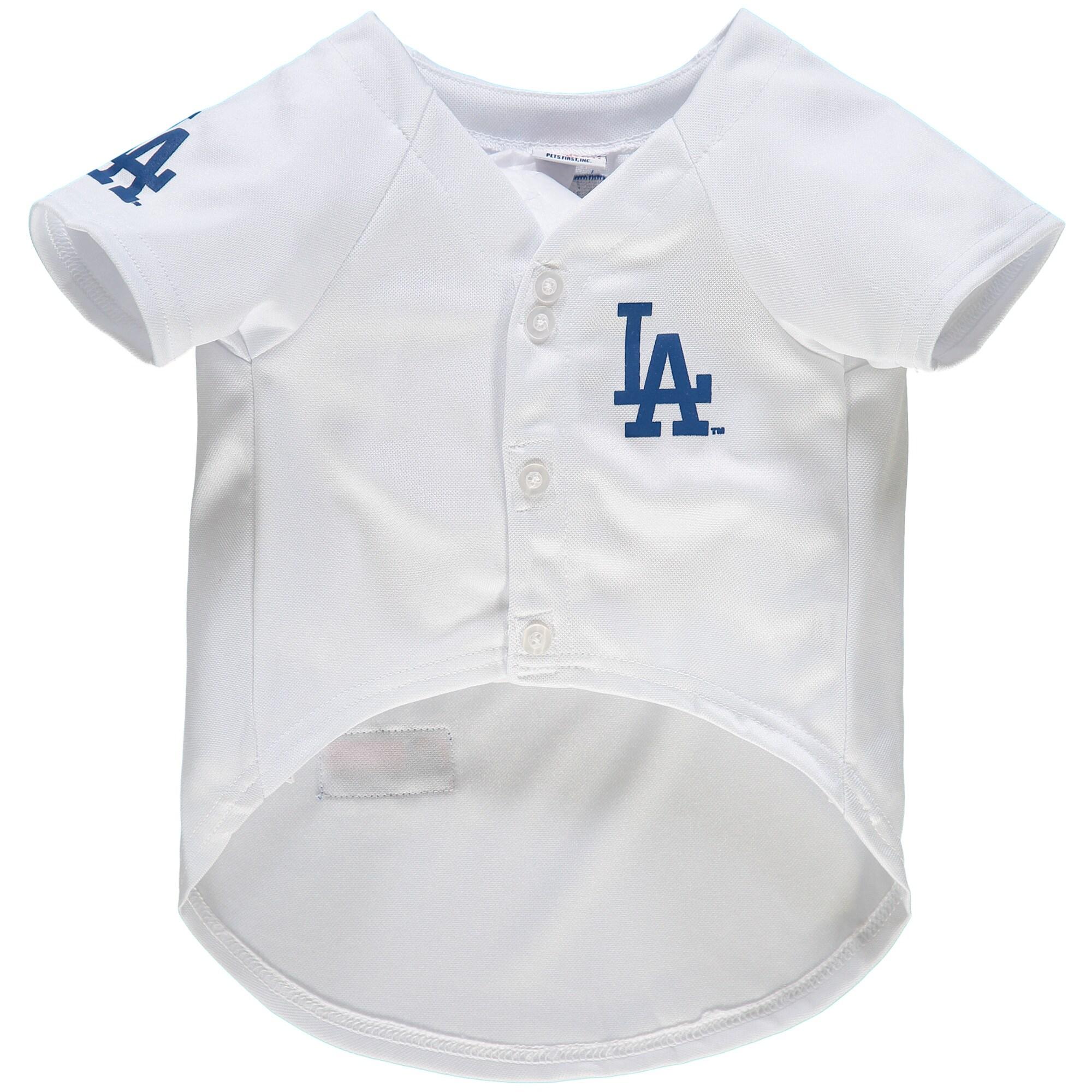 Los Angeles Dodgers MLB Dog Jersey