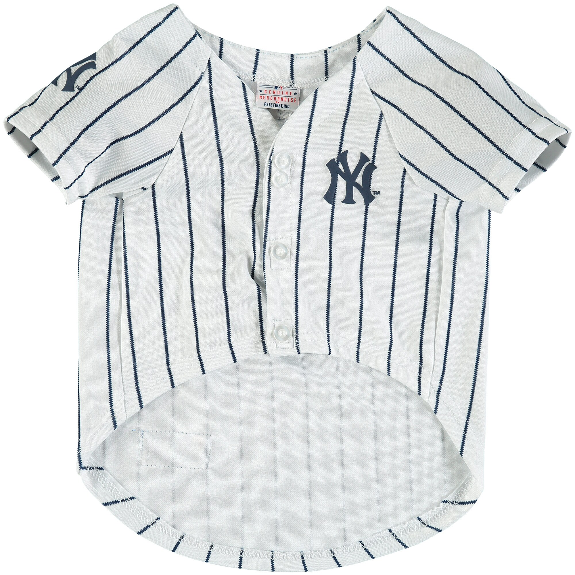 New York Yankees MLB Dog Jersey