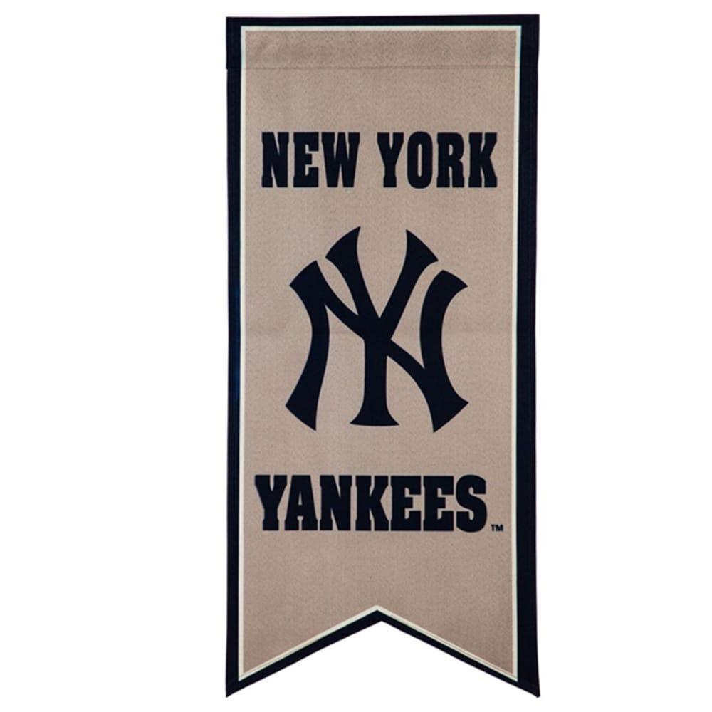 New York Yankees 12.5'' x 28'' Flag Banner