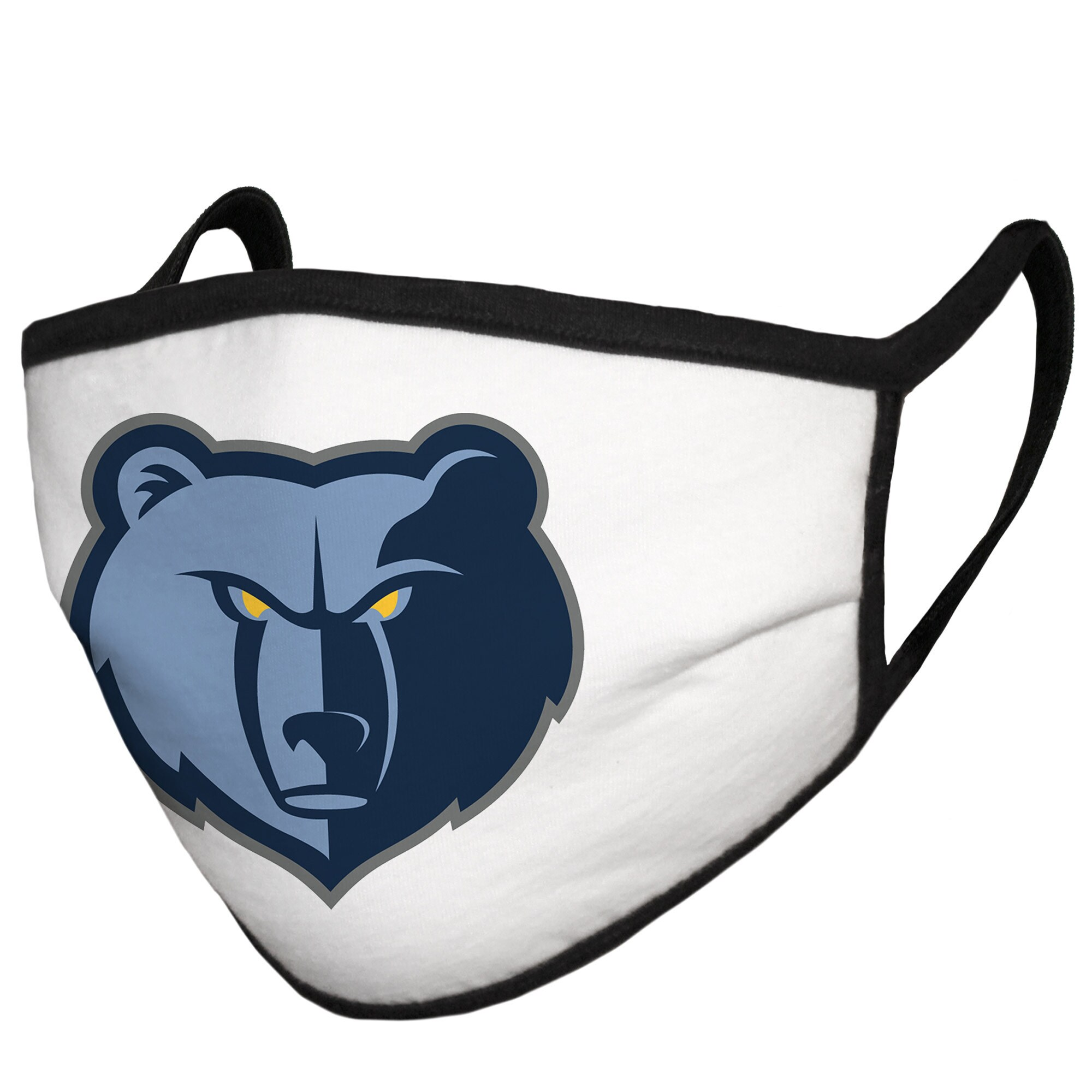 Memphis Grizzlies Fanatics Branded Cloth Face Covering (Size Small) - MADE IN USA