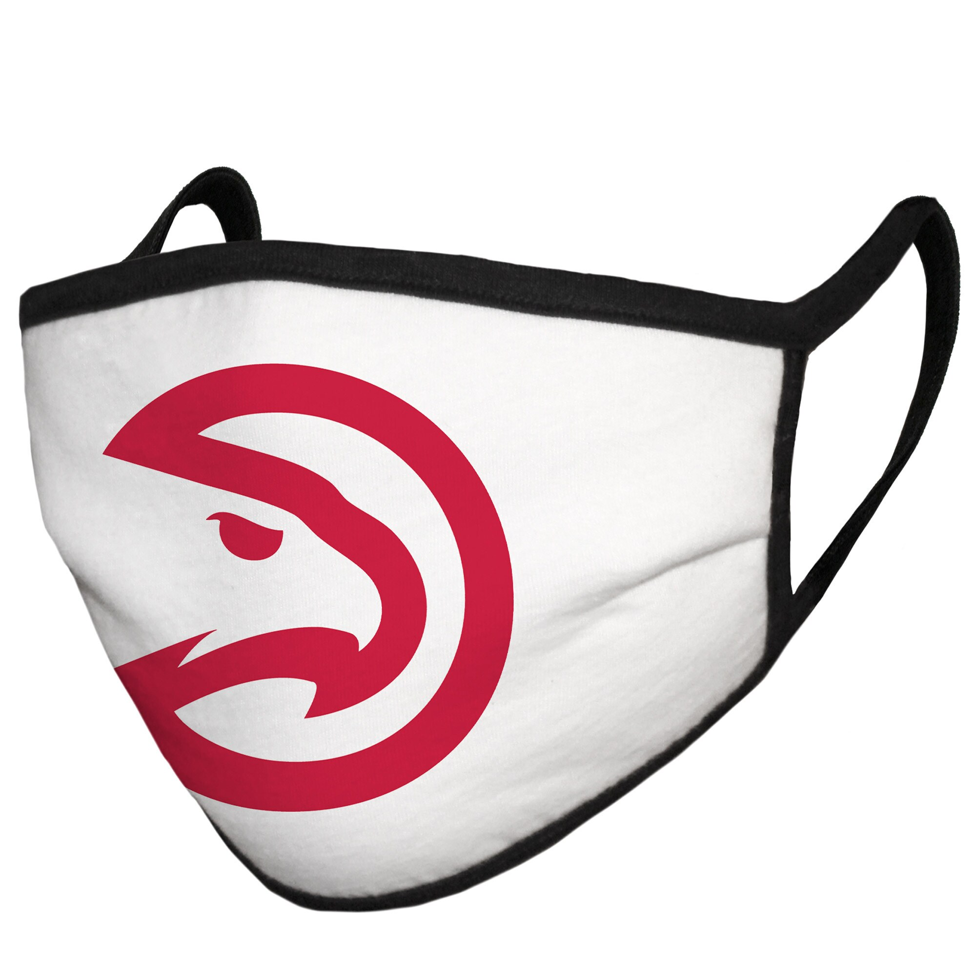 Atlanta Hawks Fanatics Branded Cloth Face Covering (Size Small) - MADE IN USA