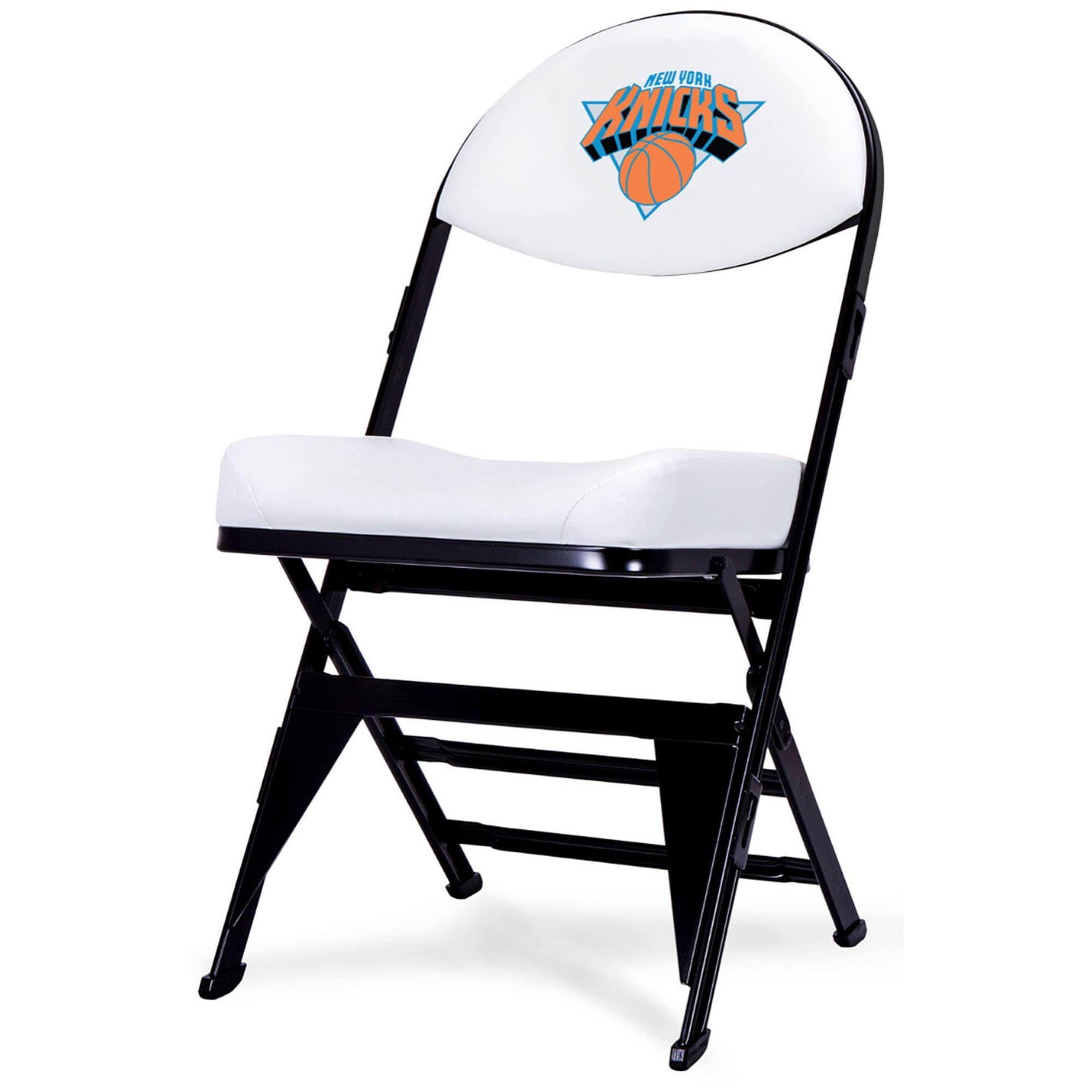 New York Knicks Home Team Chair - White