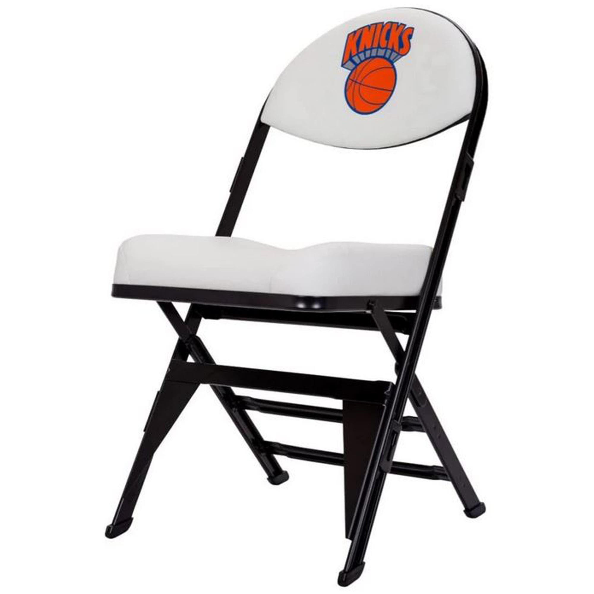 New York Knicks Retro Chair - White