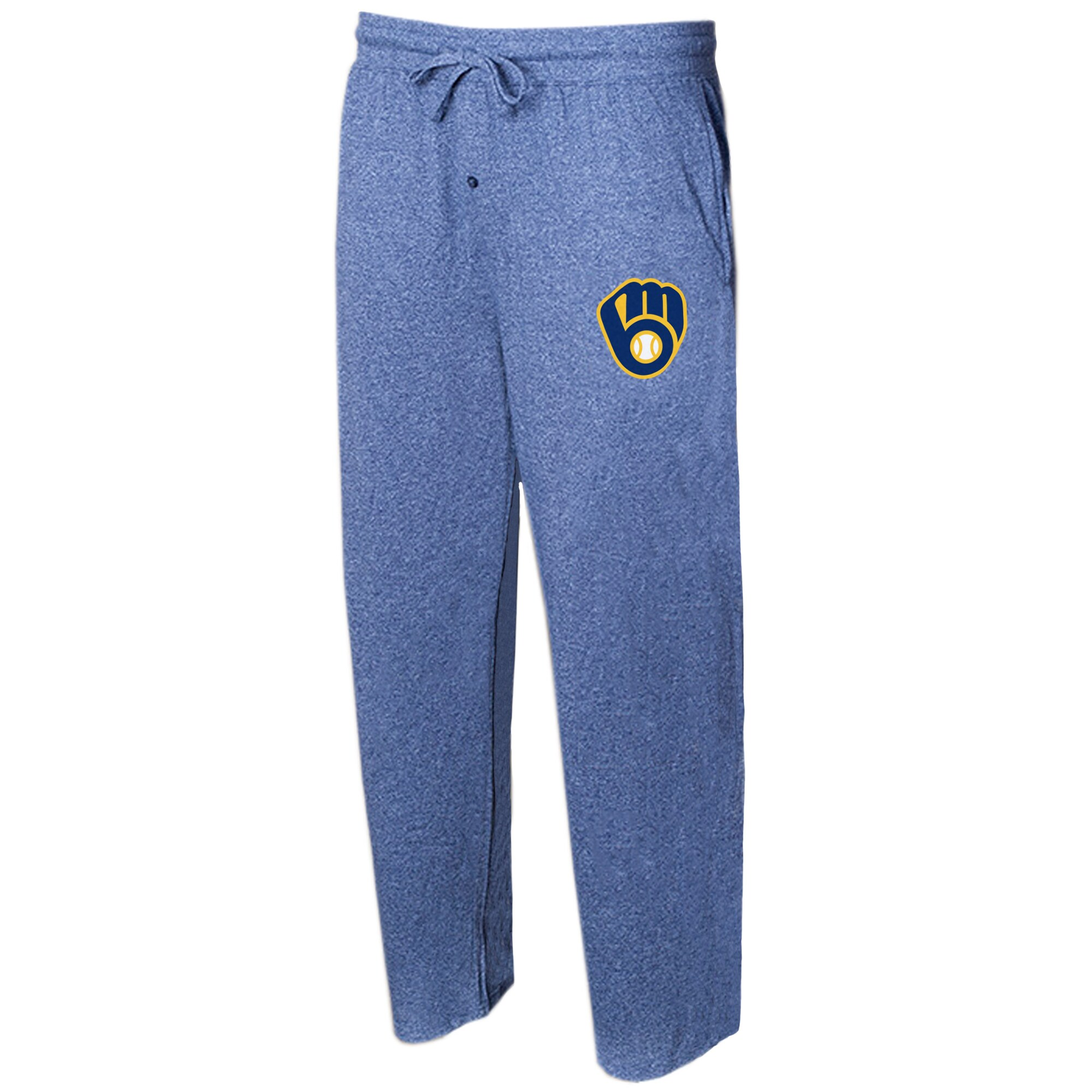 Milwaukee Brewers Concepts Sport Quest Lounge Pants - Navy