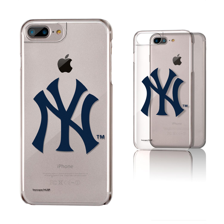 New York Yankees iPhone 6 Plus/6s Plus/7 Plus/8 Plus Clear Case
