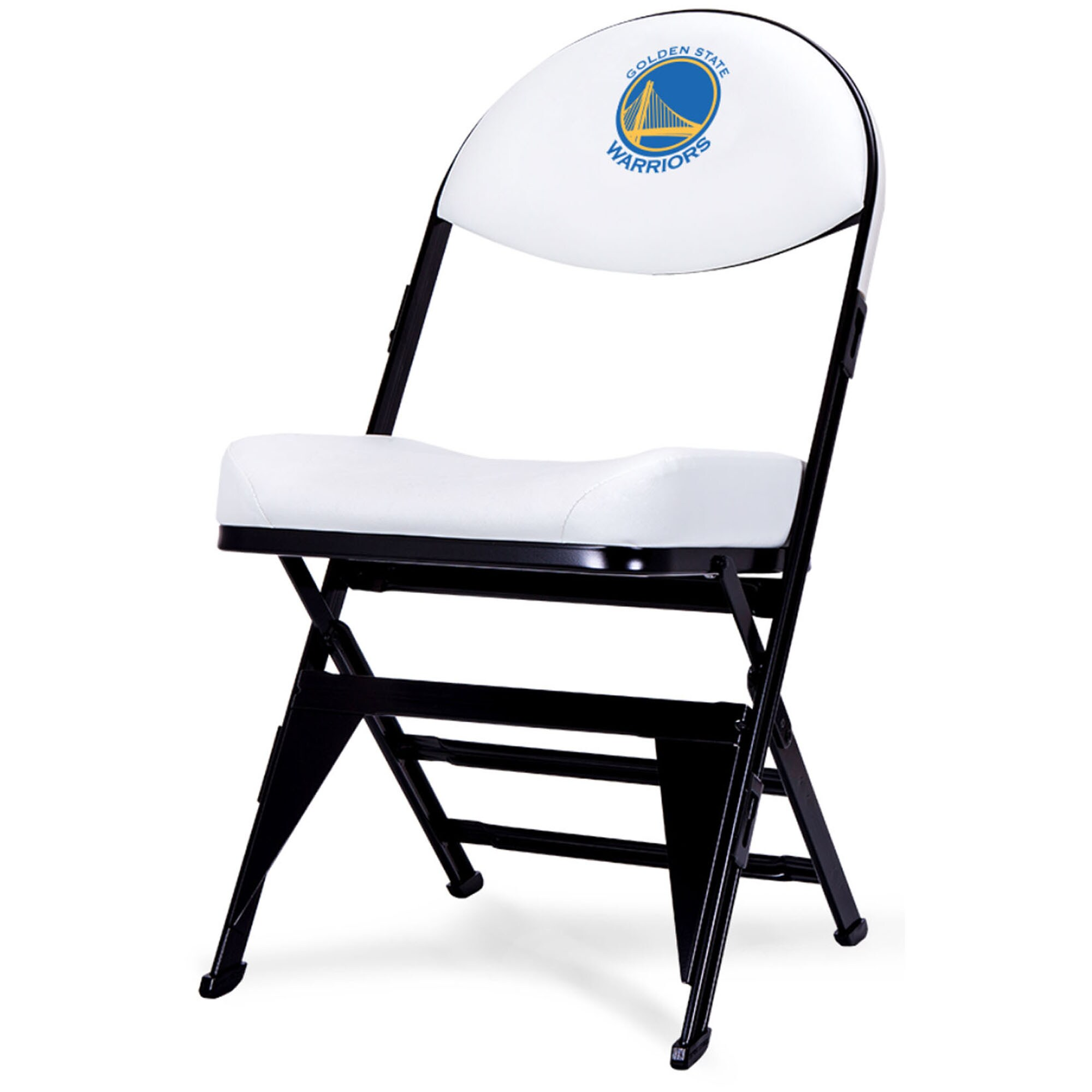 Golden State Warriors Home Team Chair - White
