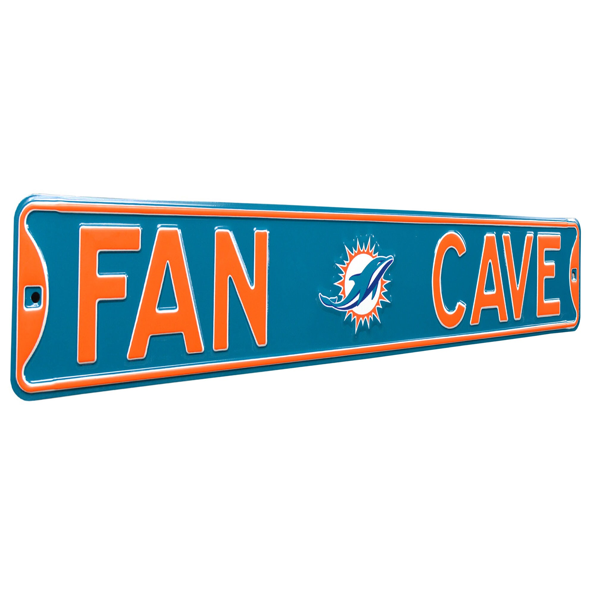 Miami Dolphins Steel Street Sign