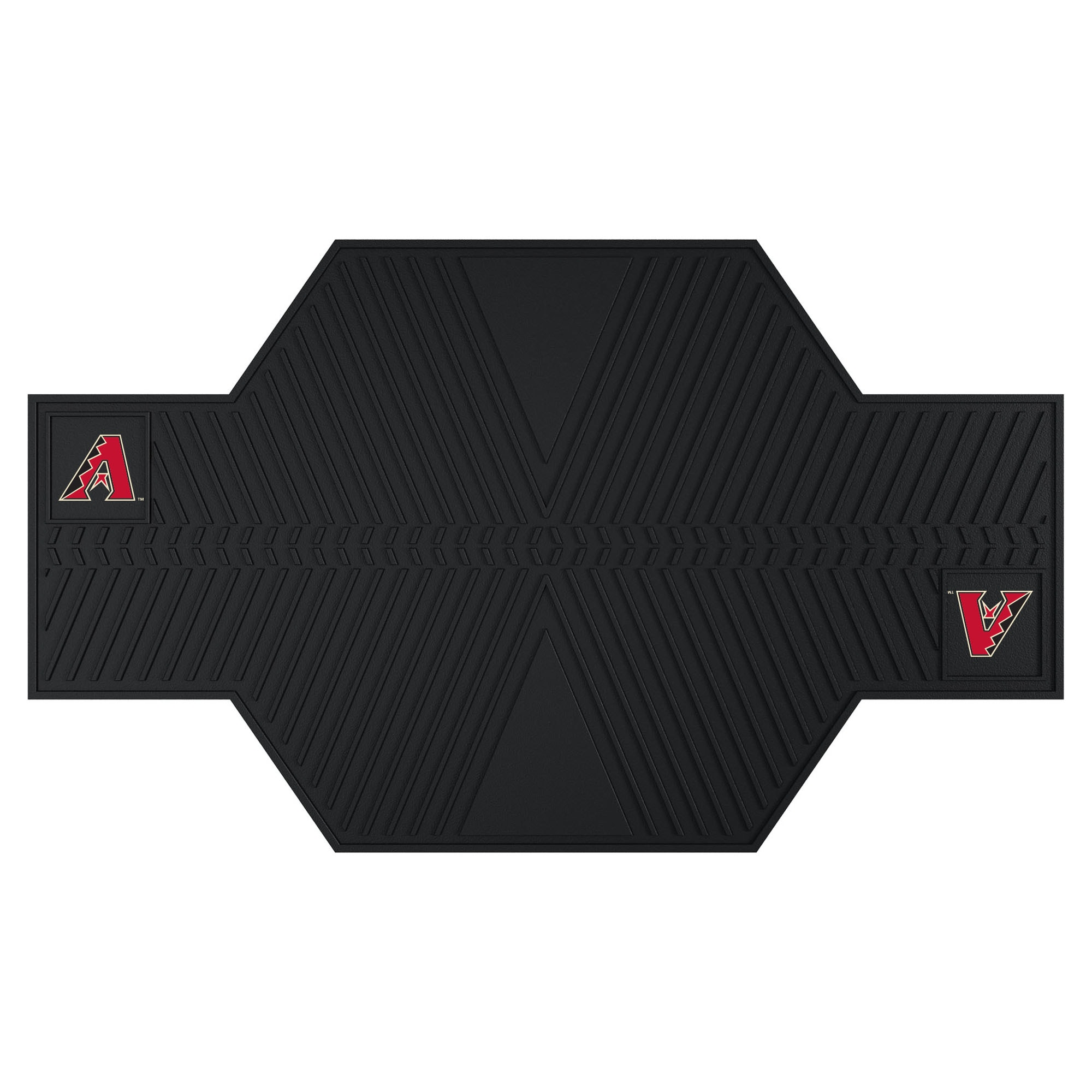 Arizona Diamondbacks Motorcycle Mat
