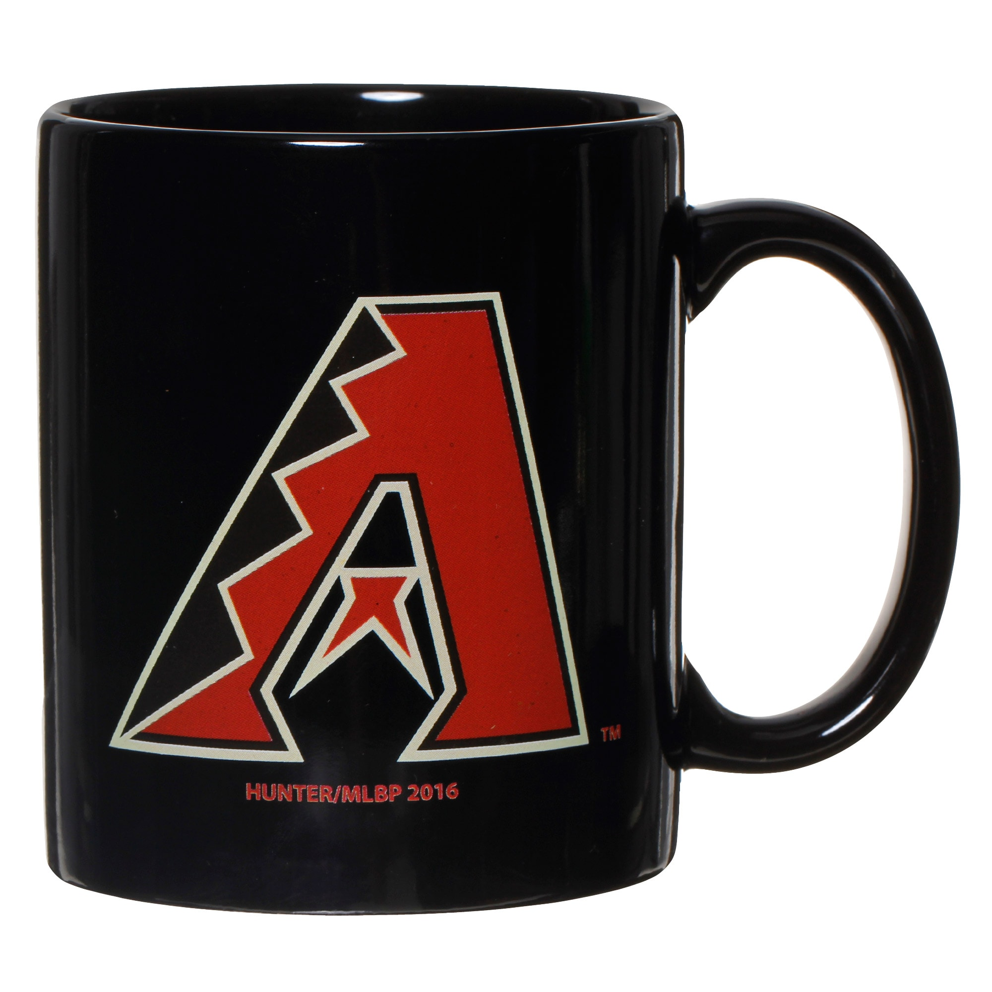 Arizona Diamondbacks 11oz. Color C-Handle Coffee Mug