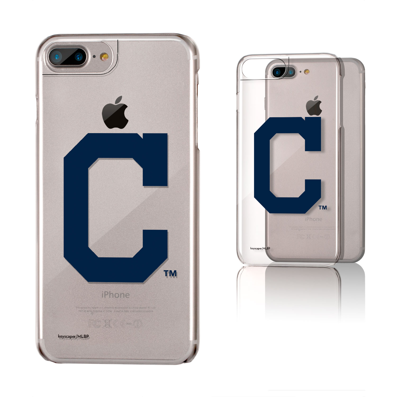 Cleveland Indians iPhone 6 Plus/6s Plus/7 Plus/8 Plus Clear Case