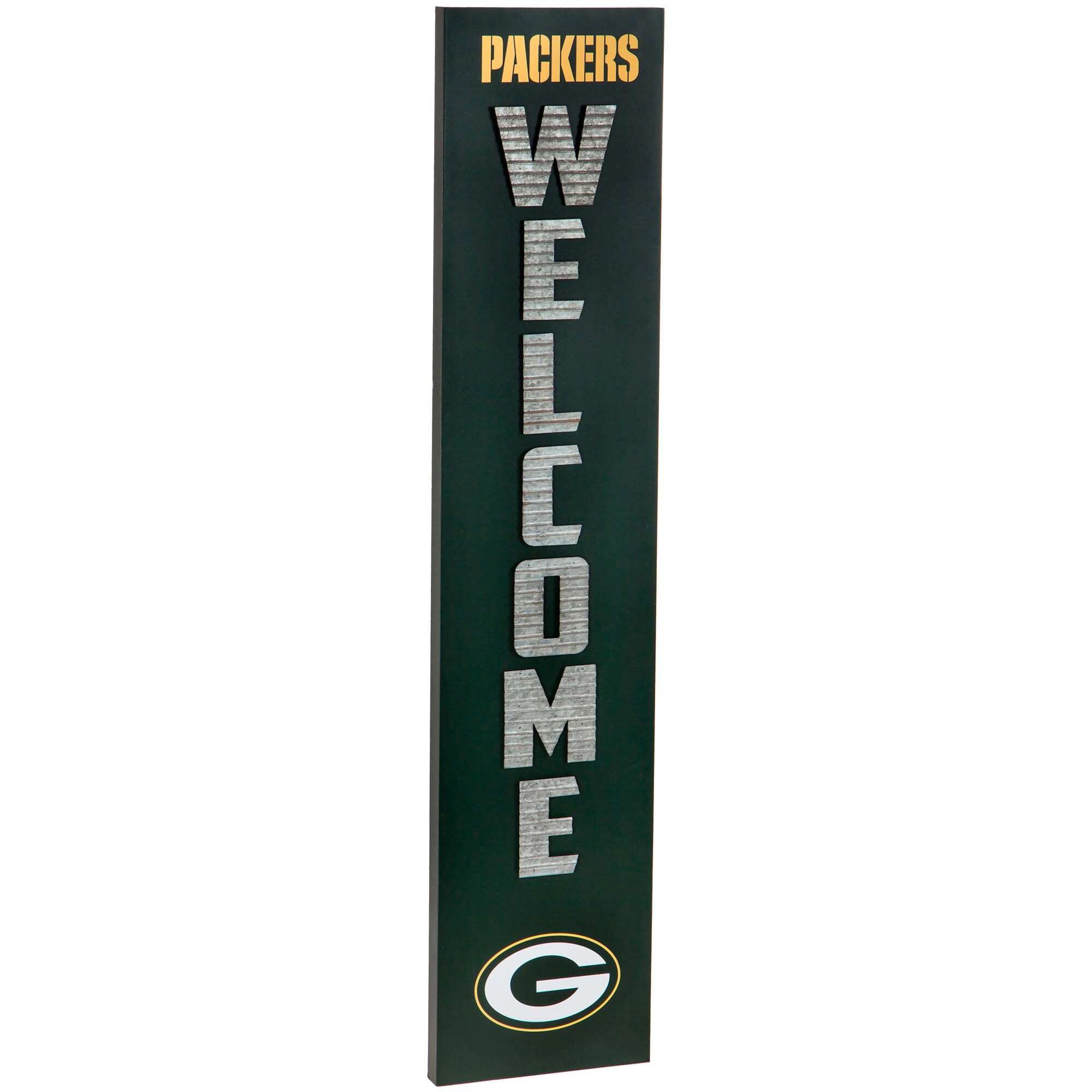 Green Bay Packers Porch Leaner