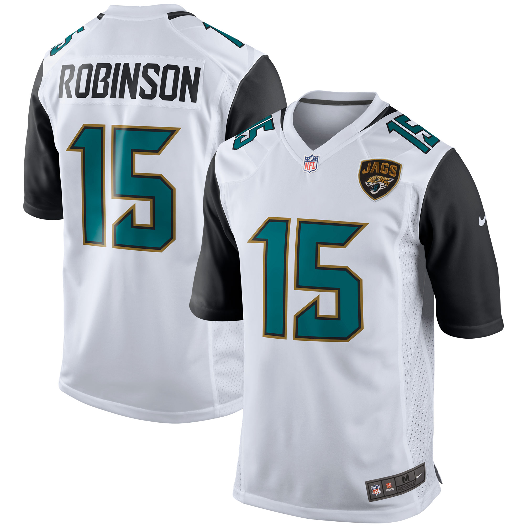 Allen Robinson Jacksonville Jaguars Nike Youth Game Jersey - White
