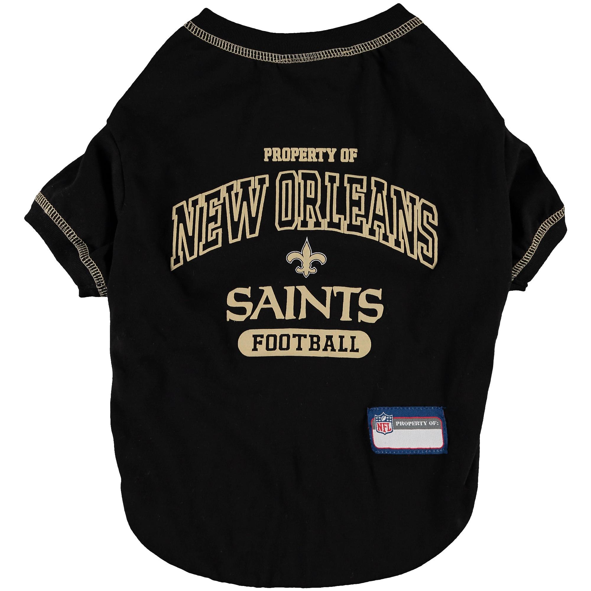 New Orleans Saints Pet T-Shirt