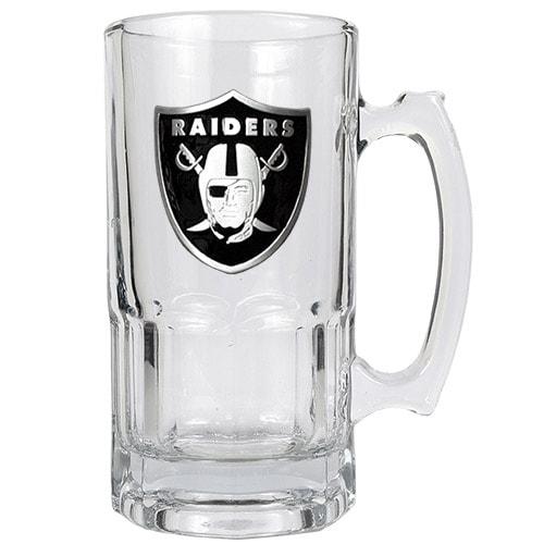 Las Vegas Raiders 32oz. Macho Mug with Handle