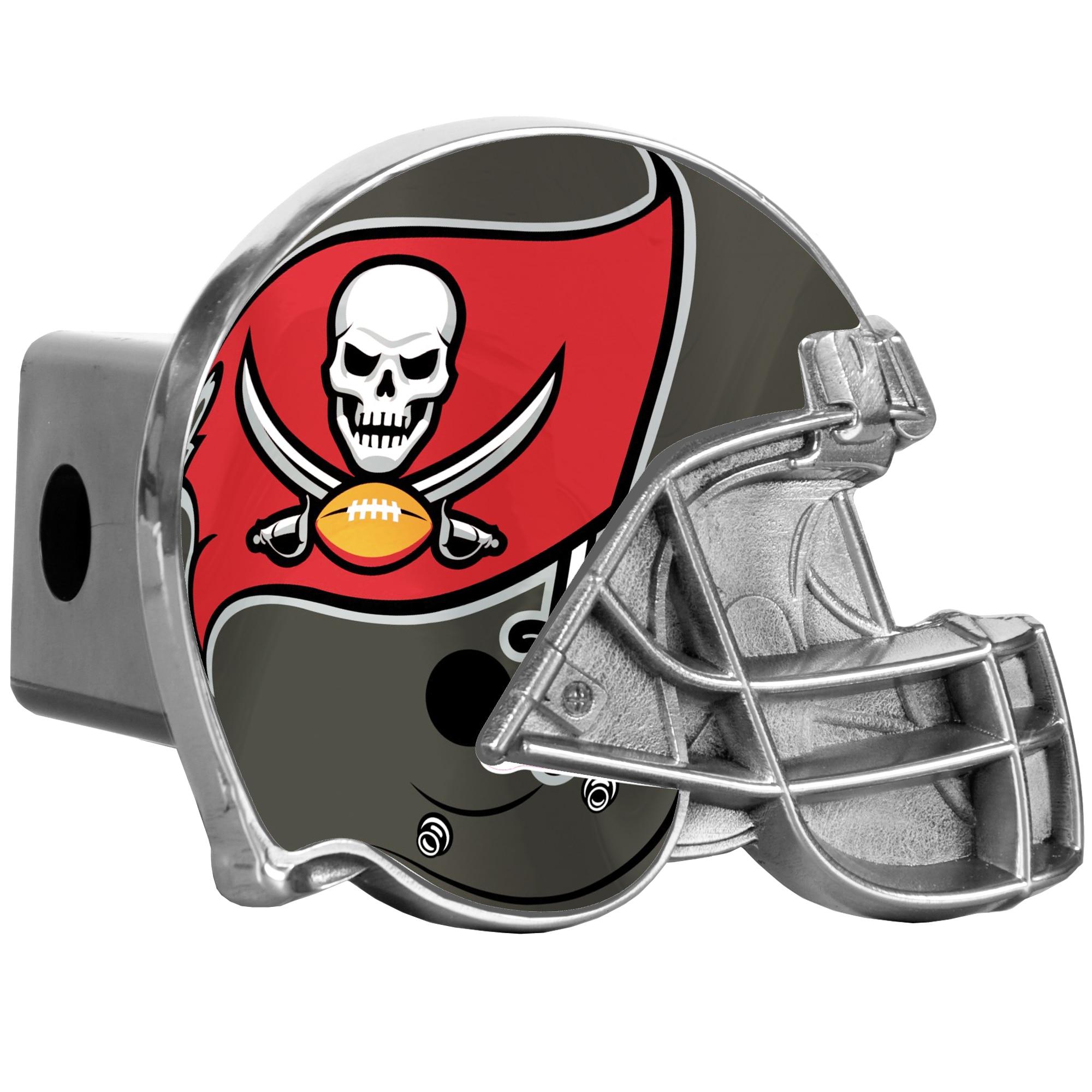 Tampa Bay Buccaneers Helmet Hitch Cover