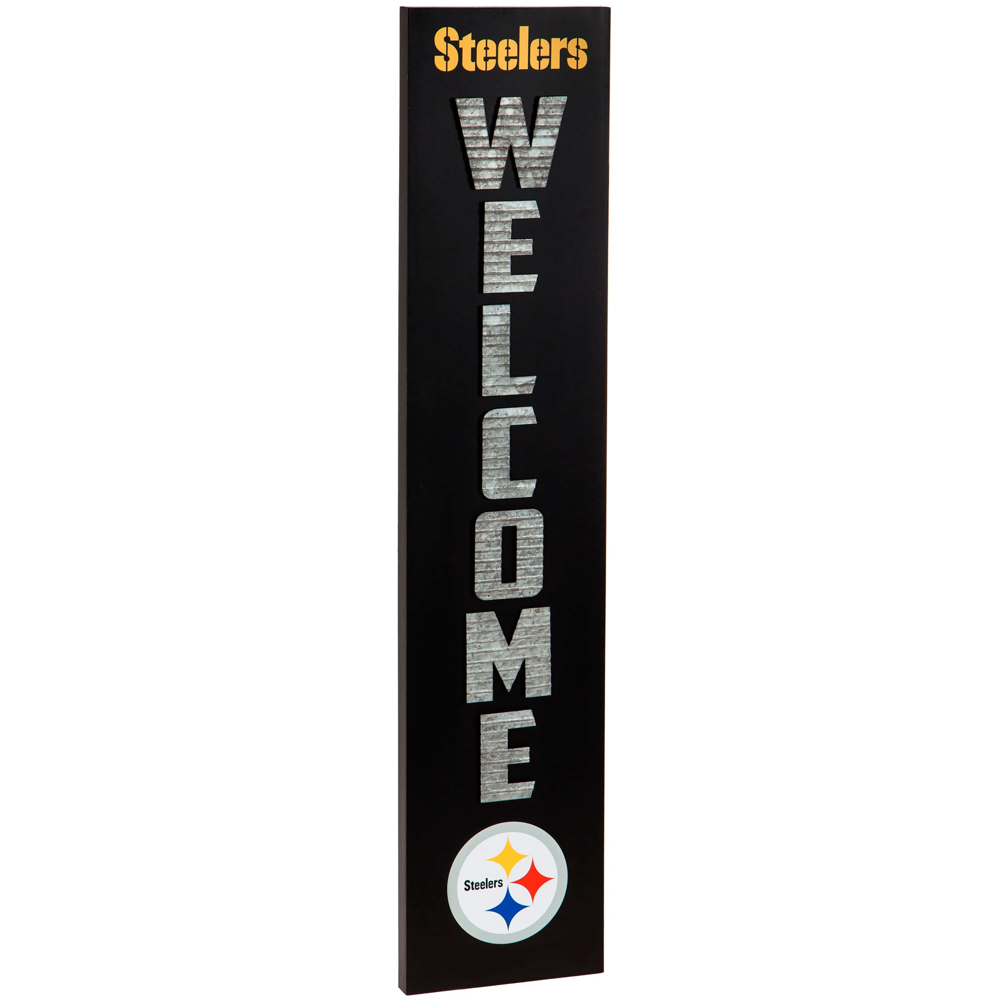 Pittsburgh Steelers Porch Leaner