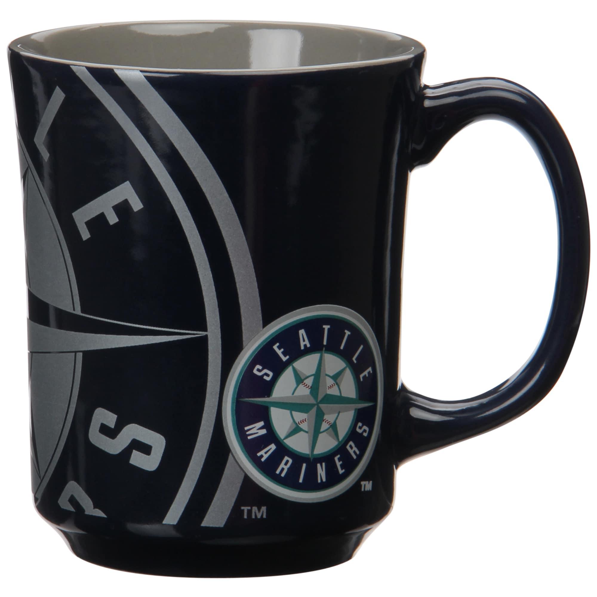 Seattle Mariners 11oz. Reflective Logo Mug