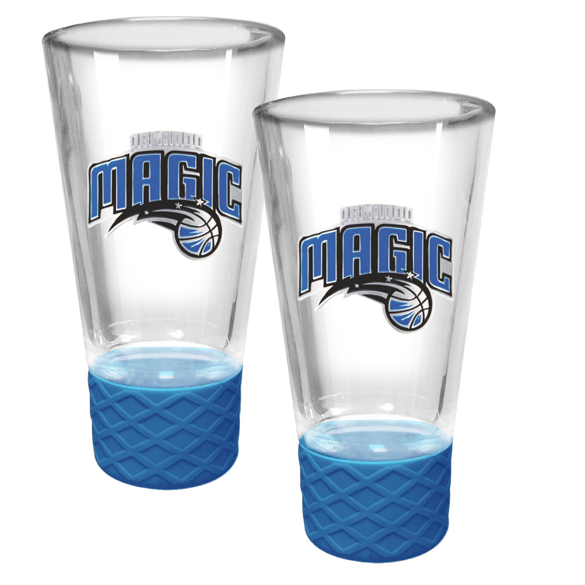 Orlando Magic 2-Pack Cheer Shot Set with Silicone Grip