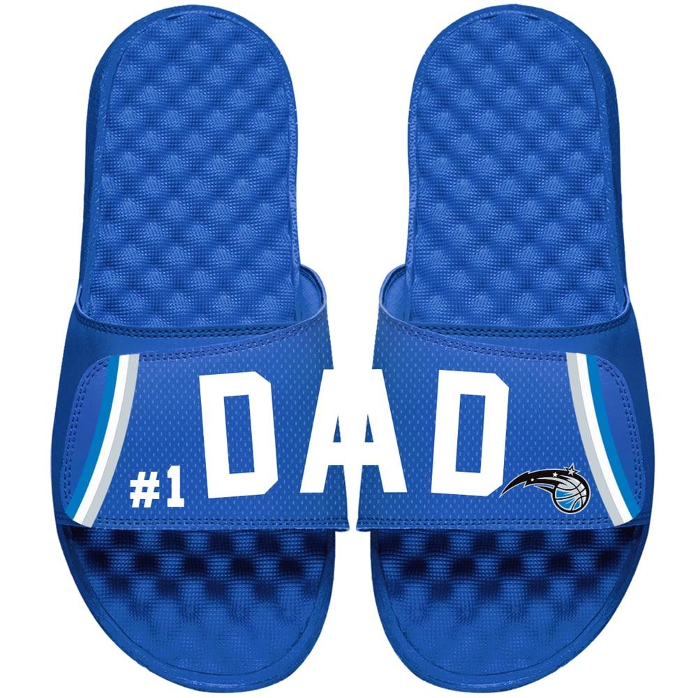Orlando Magic ISlide Dad Slide Sandals - Royal
