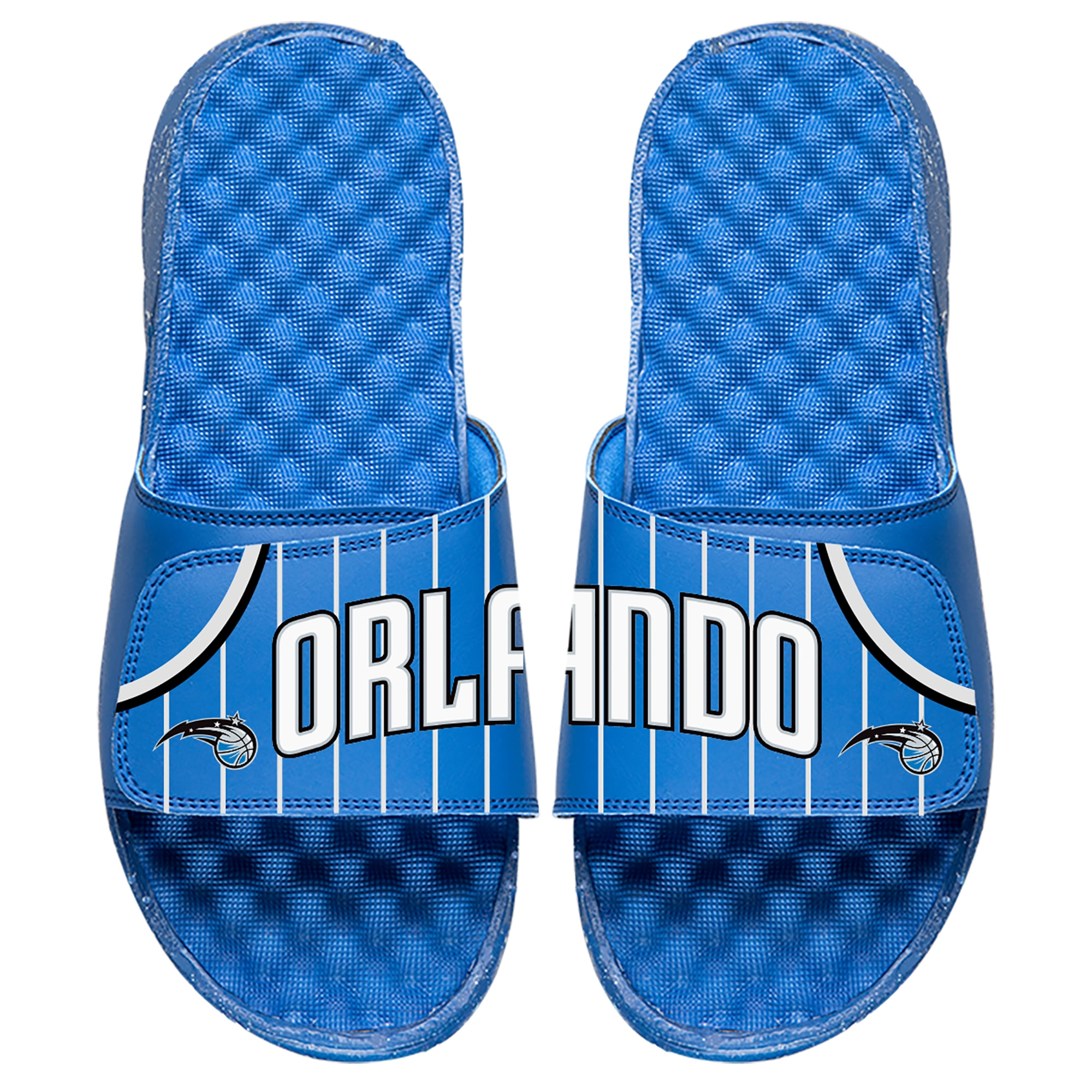 Orlando Magic ISlide Youth Home Jersey Slide Sandals - Royal