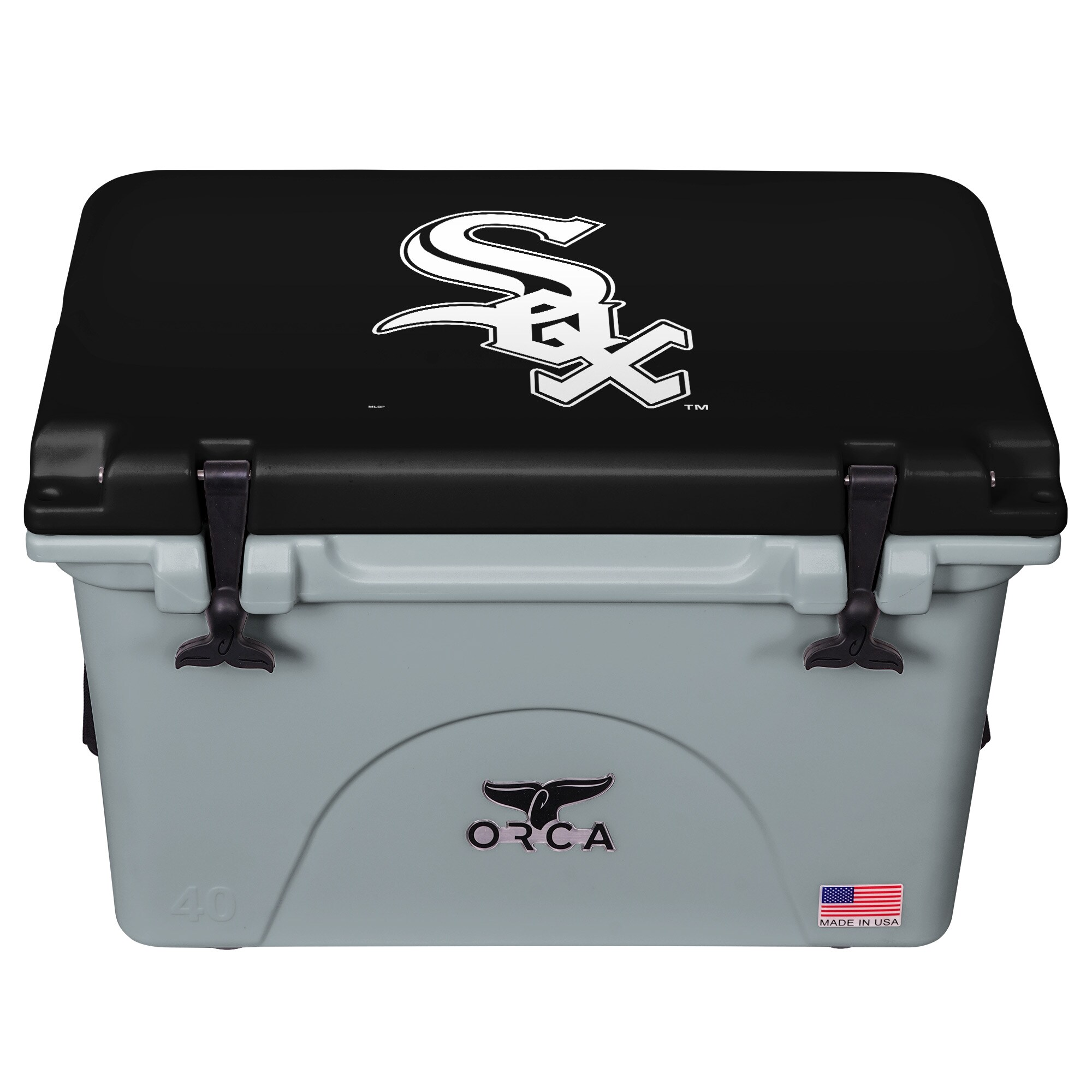 Chicago White Sox ORCA 40-Quart Hard-Sided Cooler
