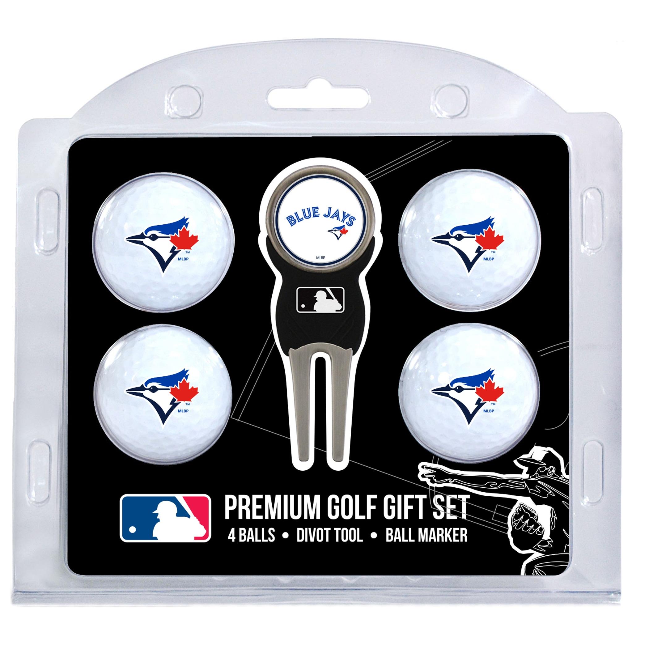 Toronto Blue Jays 4-Ball Gift Set