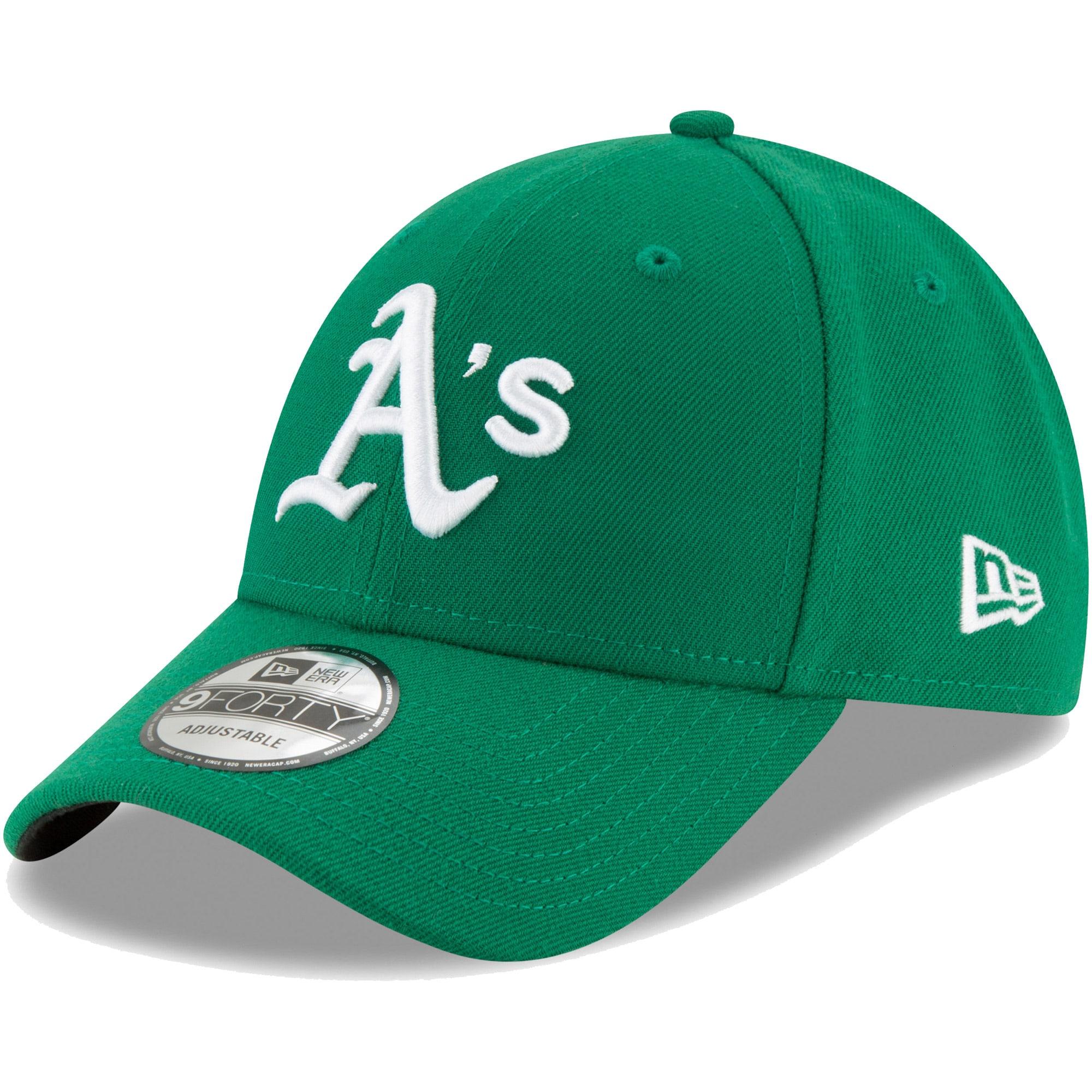 Oakland Athletics New Era Alternate The League 9FORTY Adjustable Hat - Green
