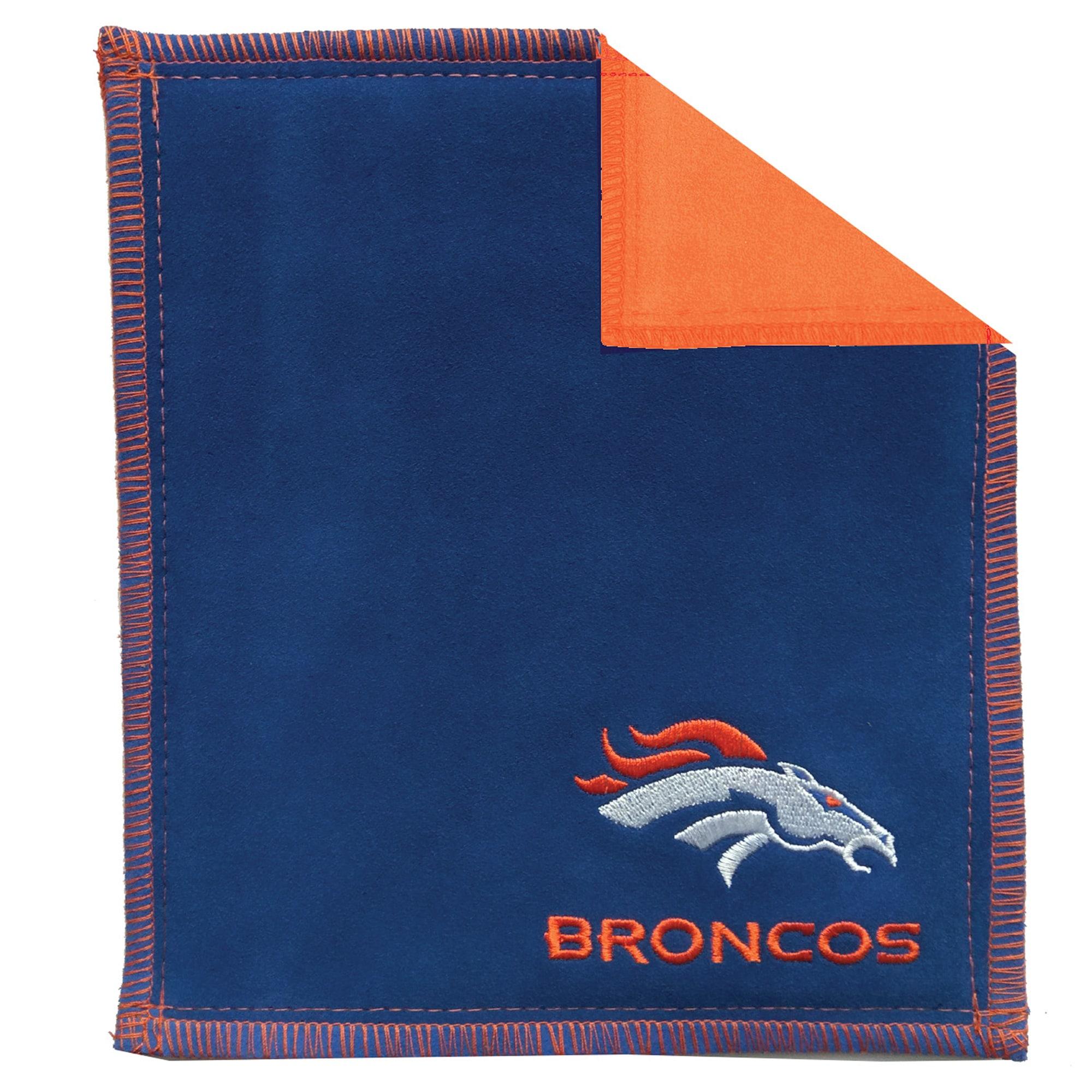 Denver Broncos Bowling Shammy Towel - Navy