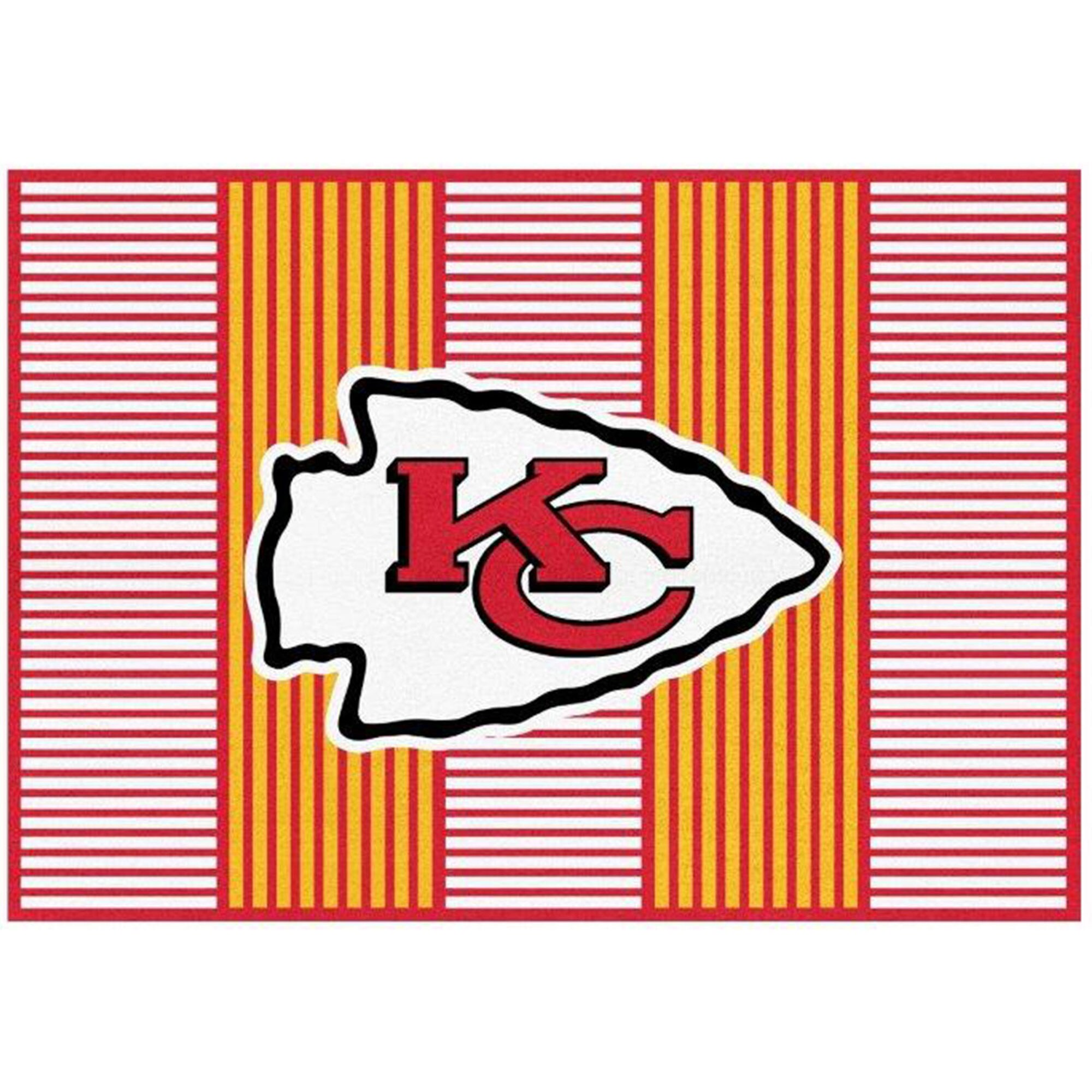 Kansas City Chiefs Imperial 6' x 8' Champion Rug