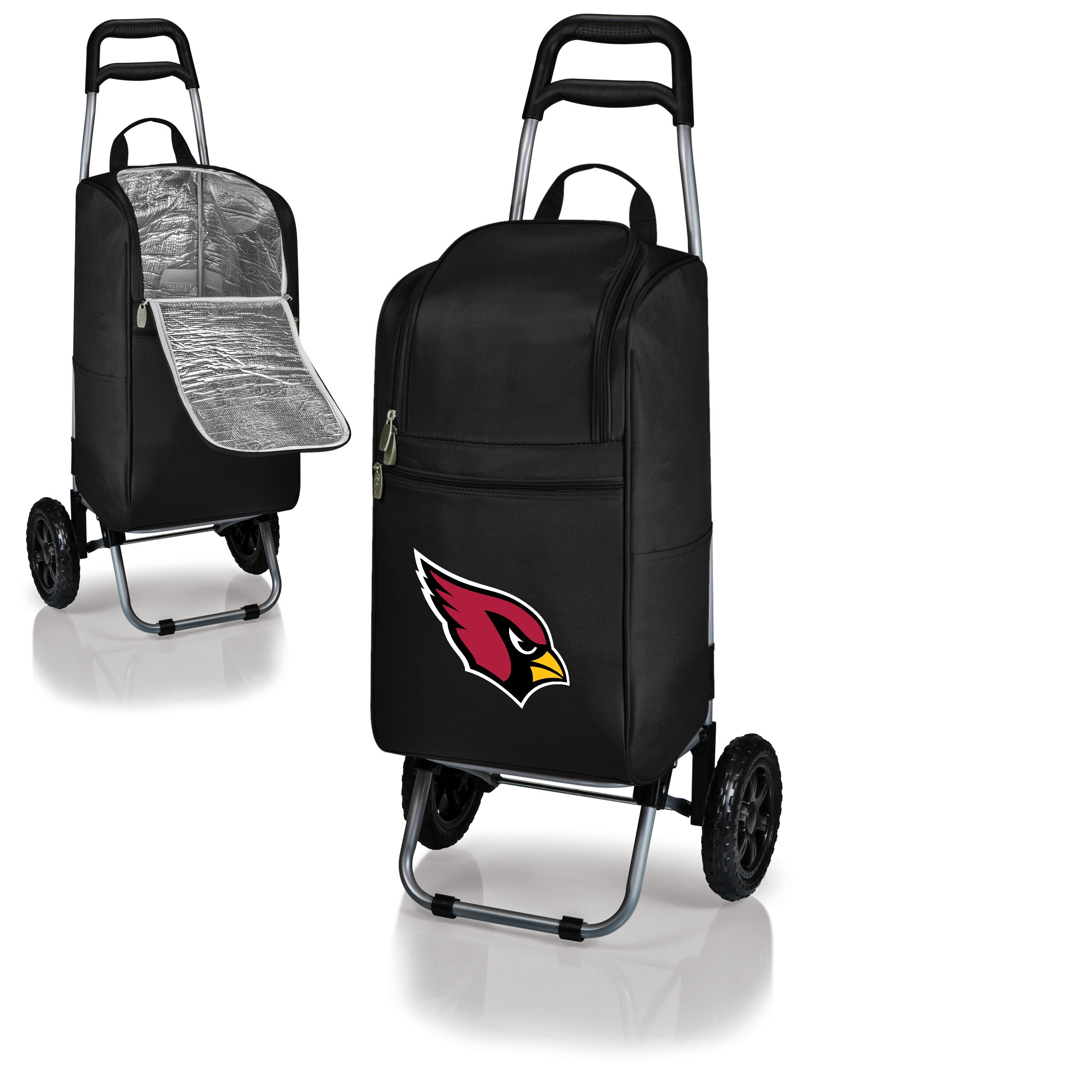 Arizona Cardinals Cart Cooler - Black